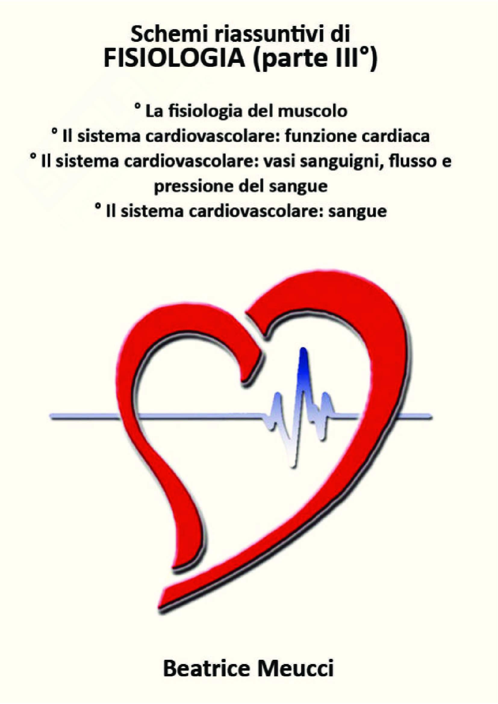 Riassunto esame Fisiologia umana, prof. D'Ascanio, libro consigliato Fisiologia, Stanfield, Germann