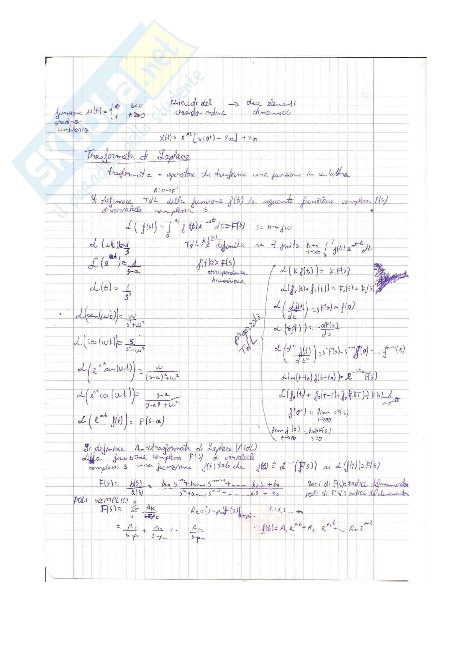 Elettrotecnica - formulario Pag. 6
