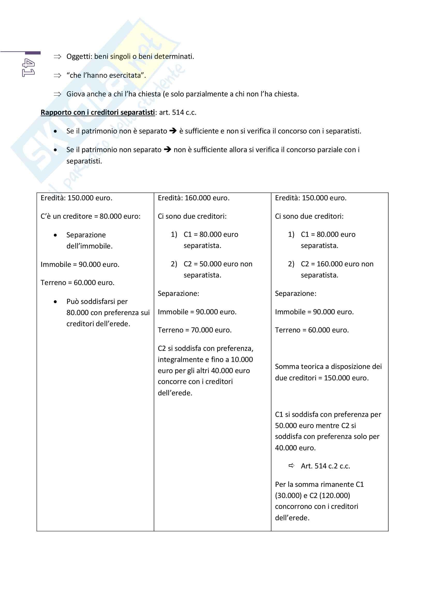 Appunti di diritto privato 2, prof. Benacchio (unitn) Pag. 41