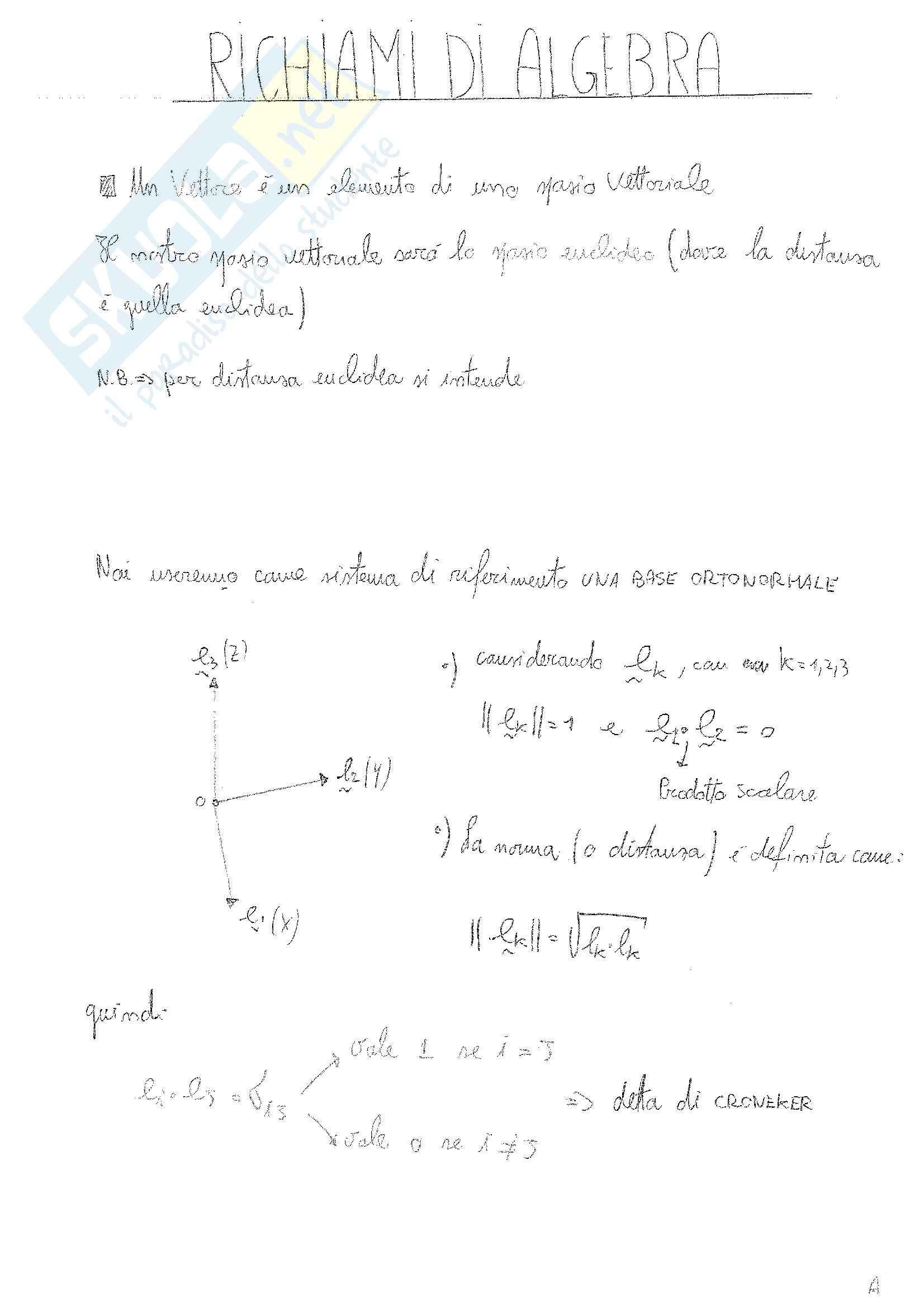 Teoria, Statica, meccanica, continuo
