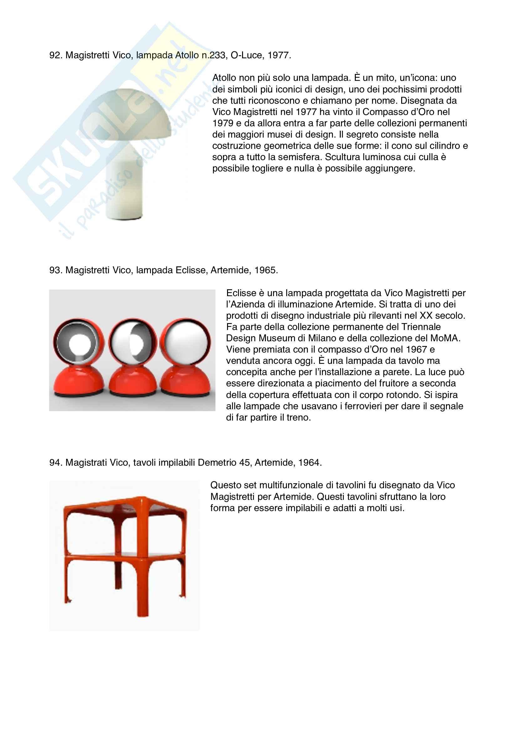 150 oggetti, storia del design Pag. 31