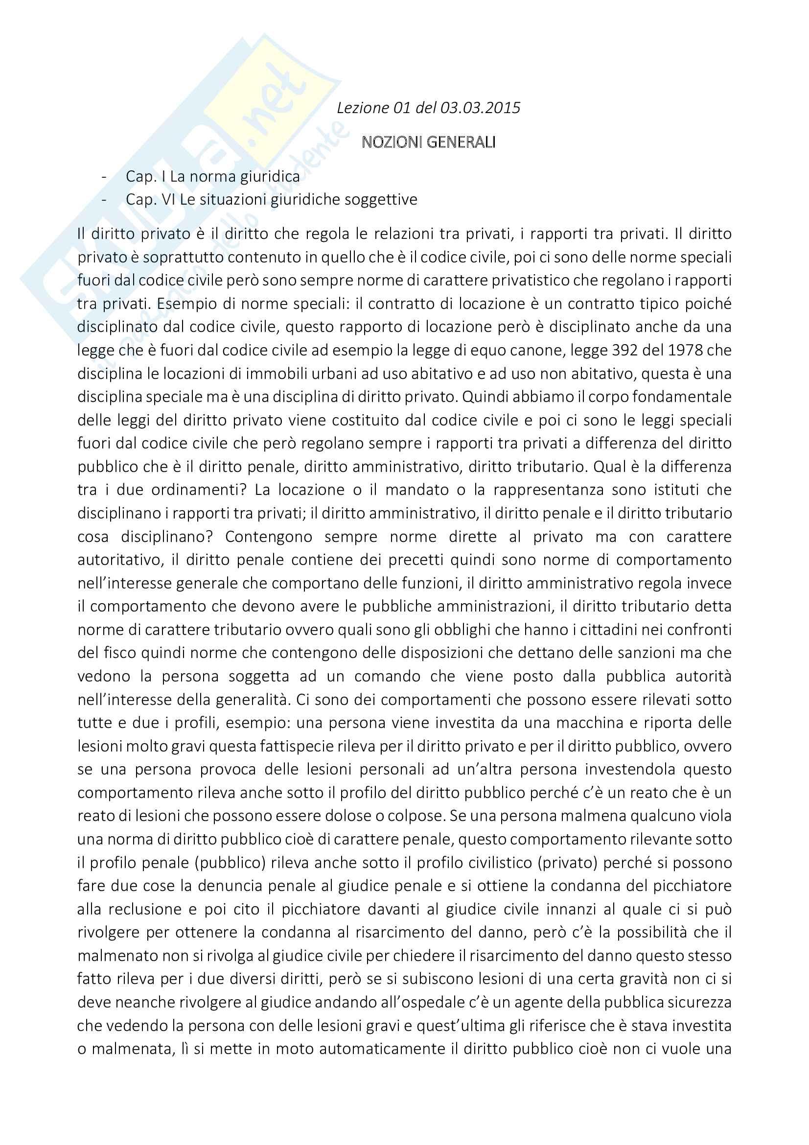 Istituzioni di diritto privato Bernardi Giuseppe