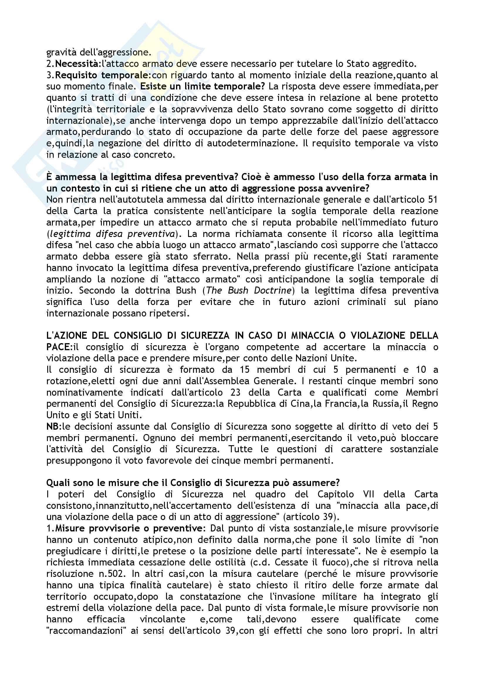 Diritto internazionale pubblico Pag. 71