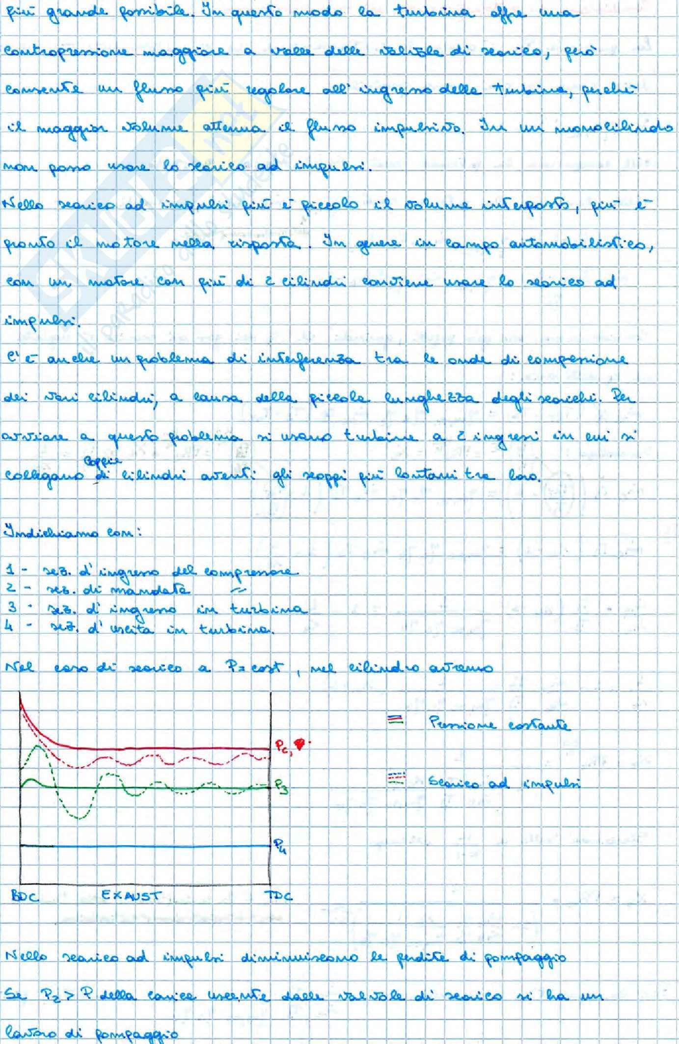 Motori a Combustione Interna - Appunti parte 6 Pag. 11