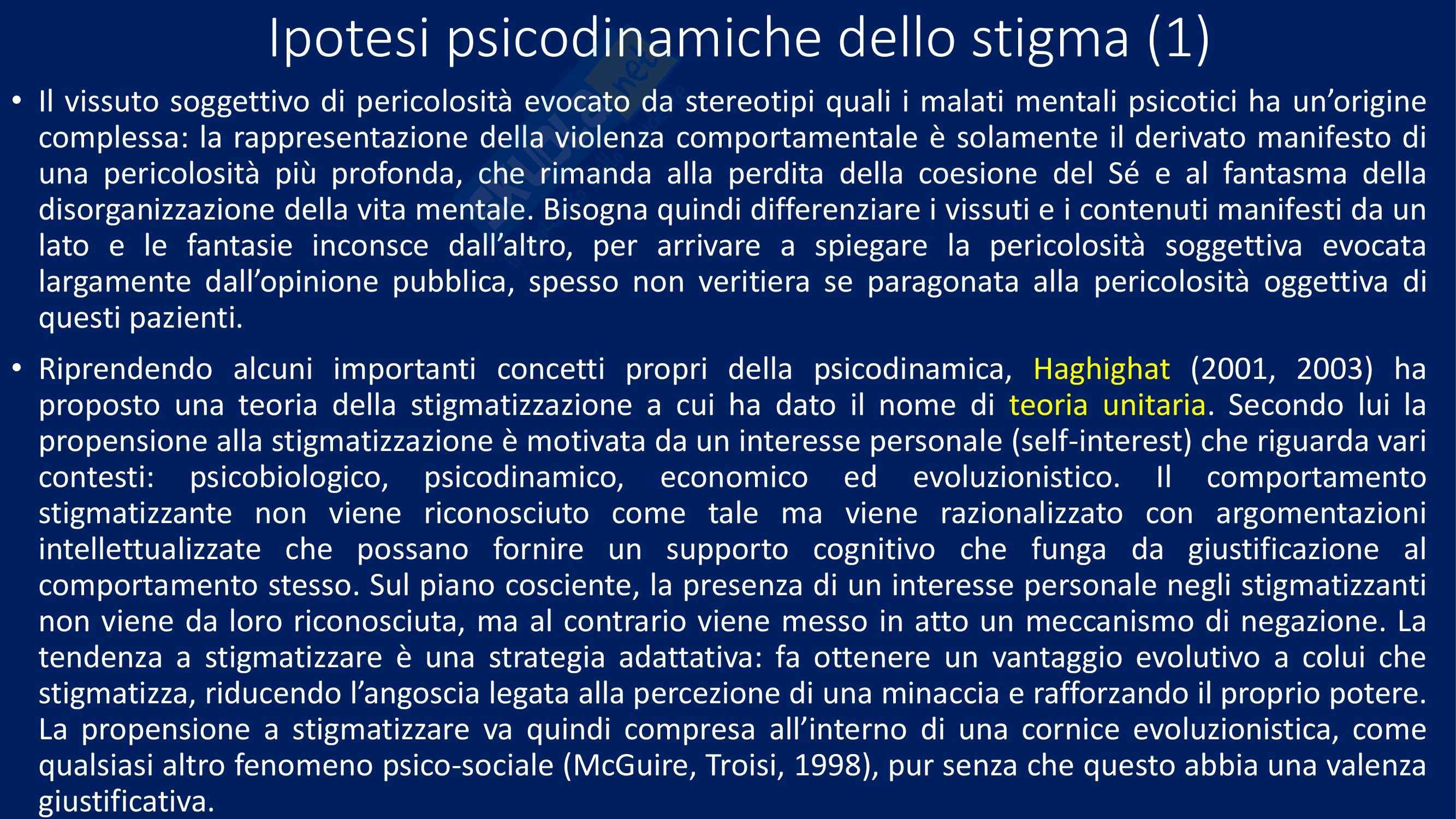 Psicologia - Pregiudizio Pag. 26