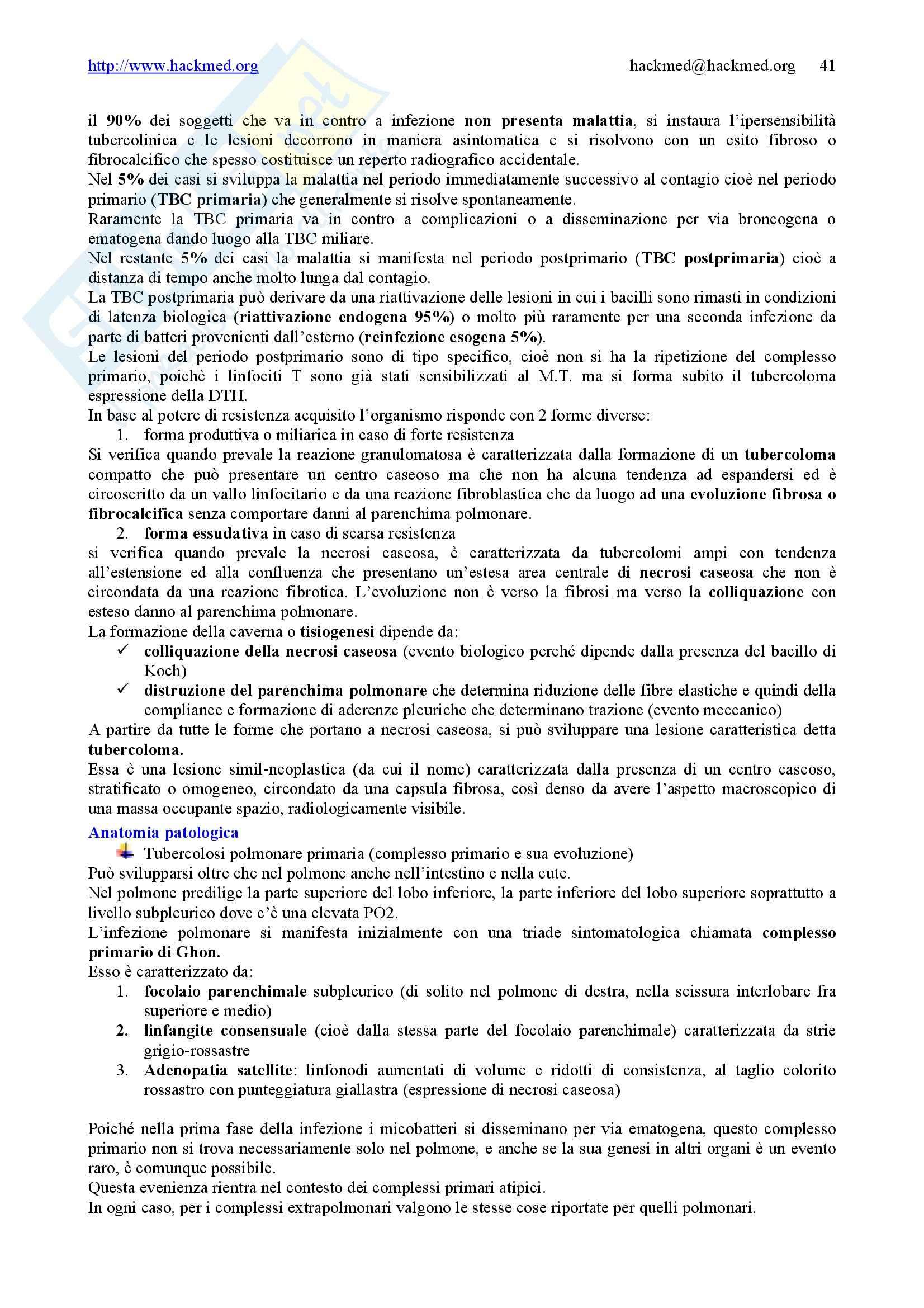 Malattie infettive – Manuale completo Pag. 41