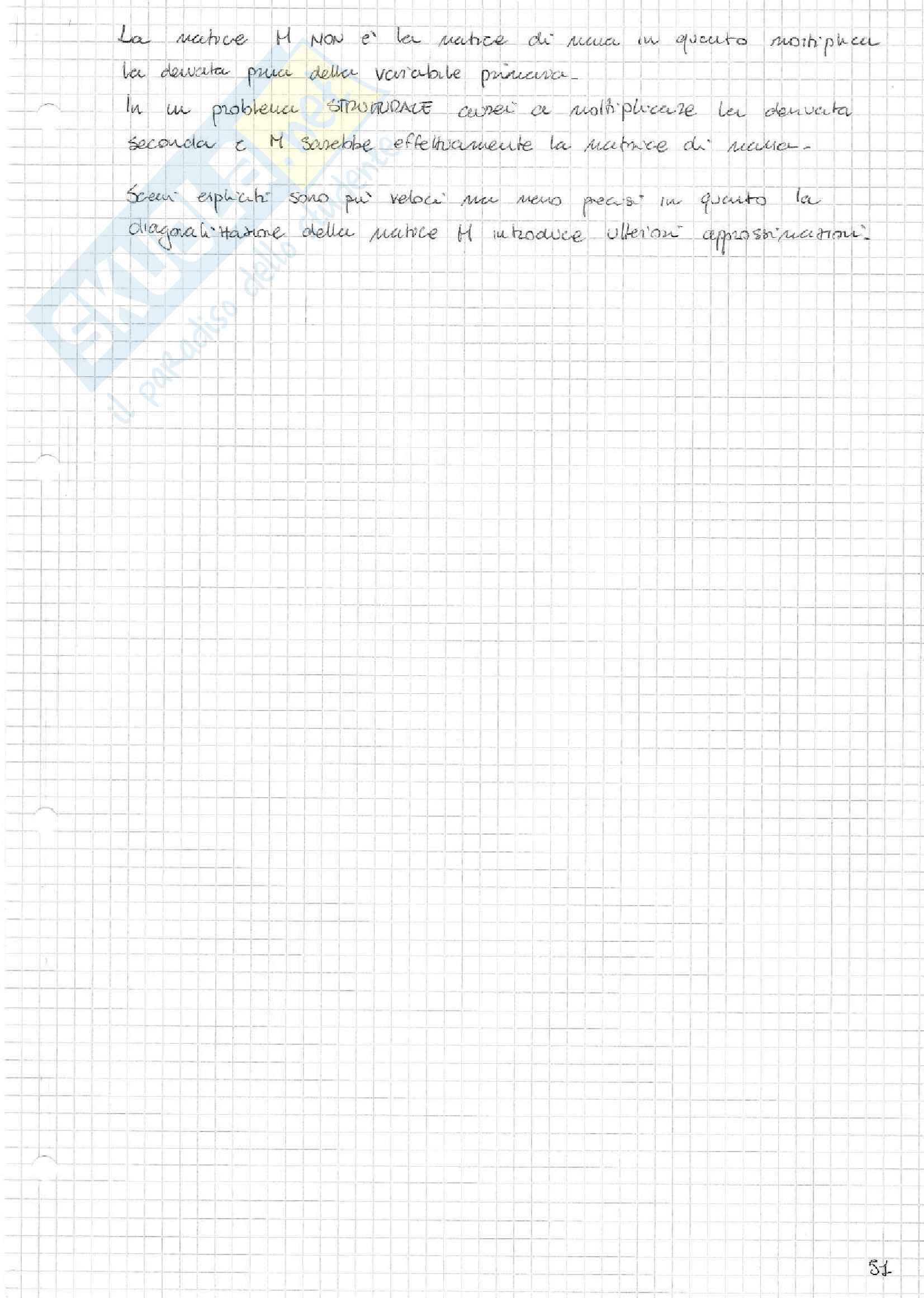 Appunti di Progettazione assistita dal Calcolatore Pag. 51