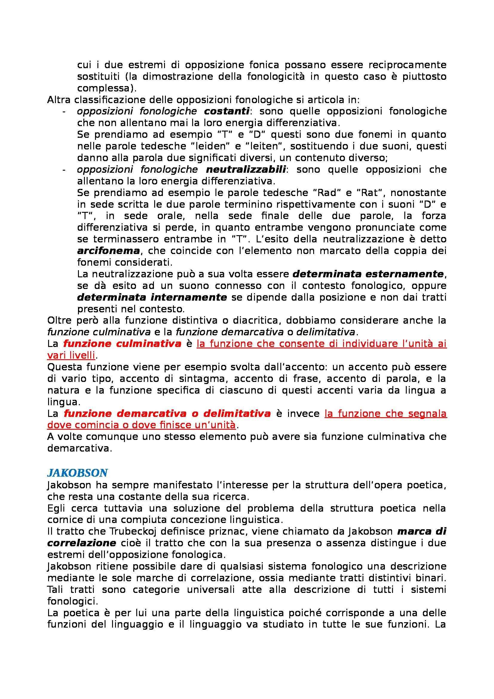 Riassunto esame Linguistica generale, prof. Gatti, libro consigliato Storia della linguistica generale Pag. 16