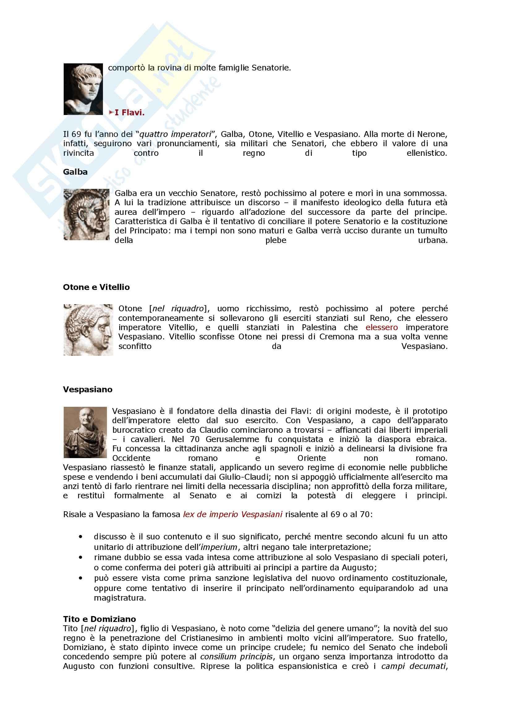 Diritto romano - fondazione di Roma Pag. 16