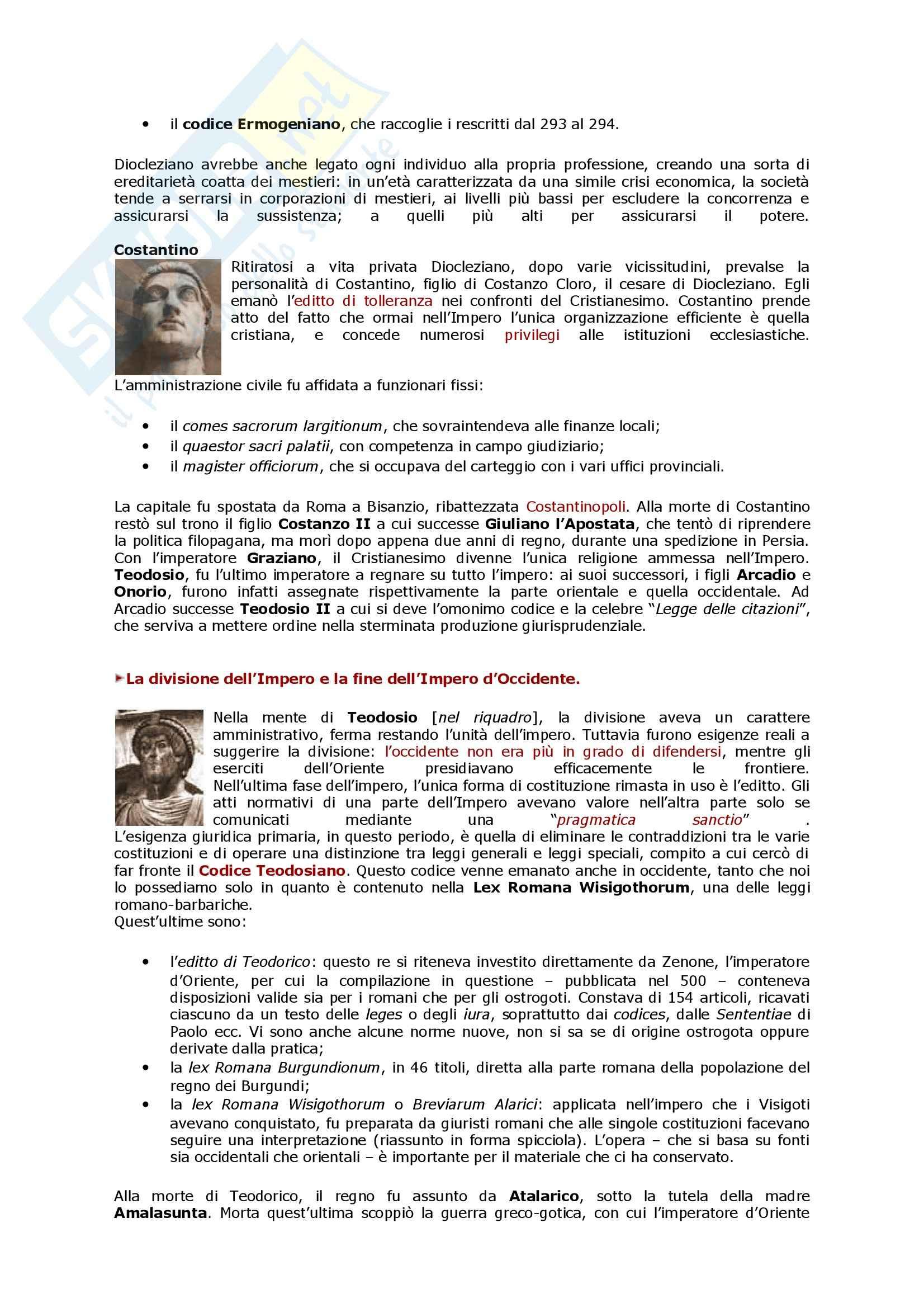 Diritto romano - fondazione di Roma Pag. 21