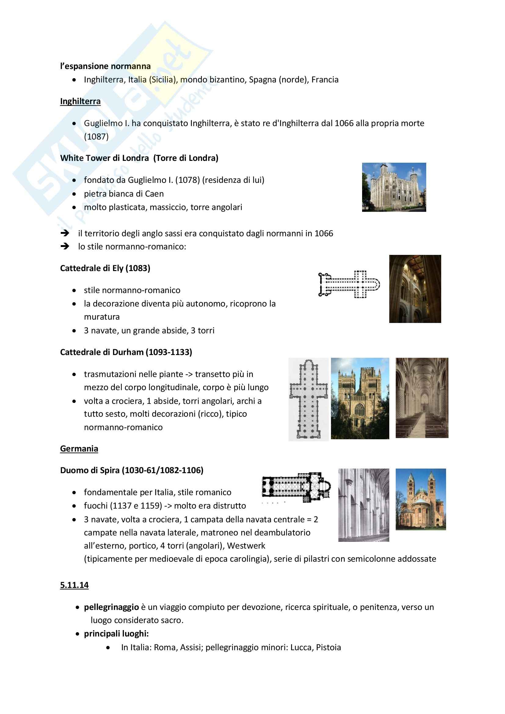 Romanico, Storia dell'architettura e del territorio Pag. 2
