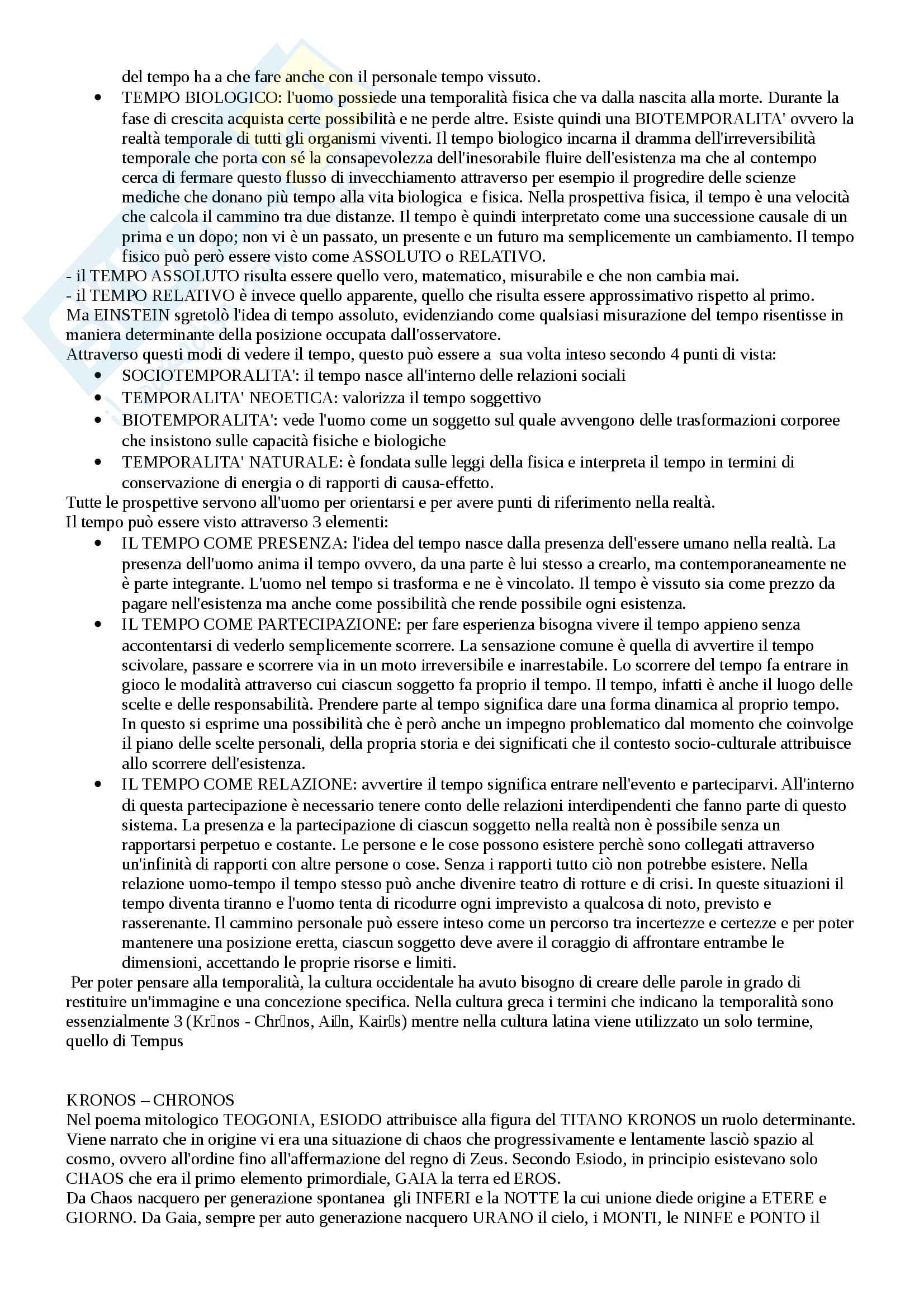 Appunti esame pedagogia generale Pag. 2