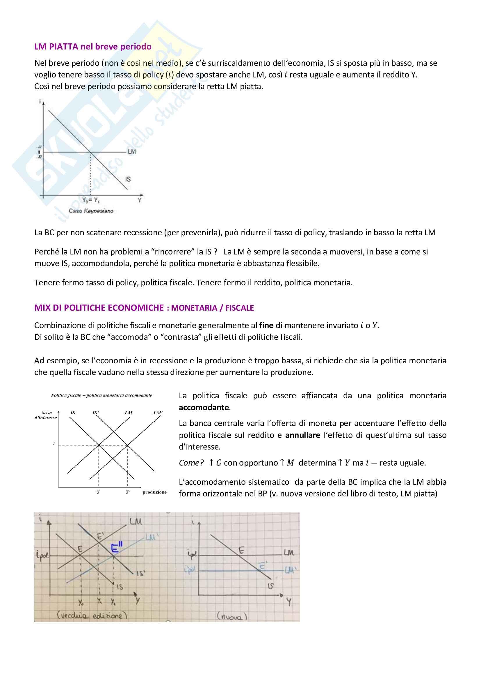 Appunti di macroeconomia Pag. 31