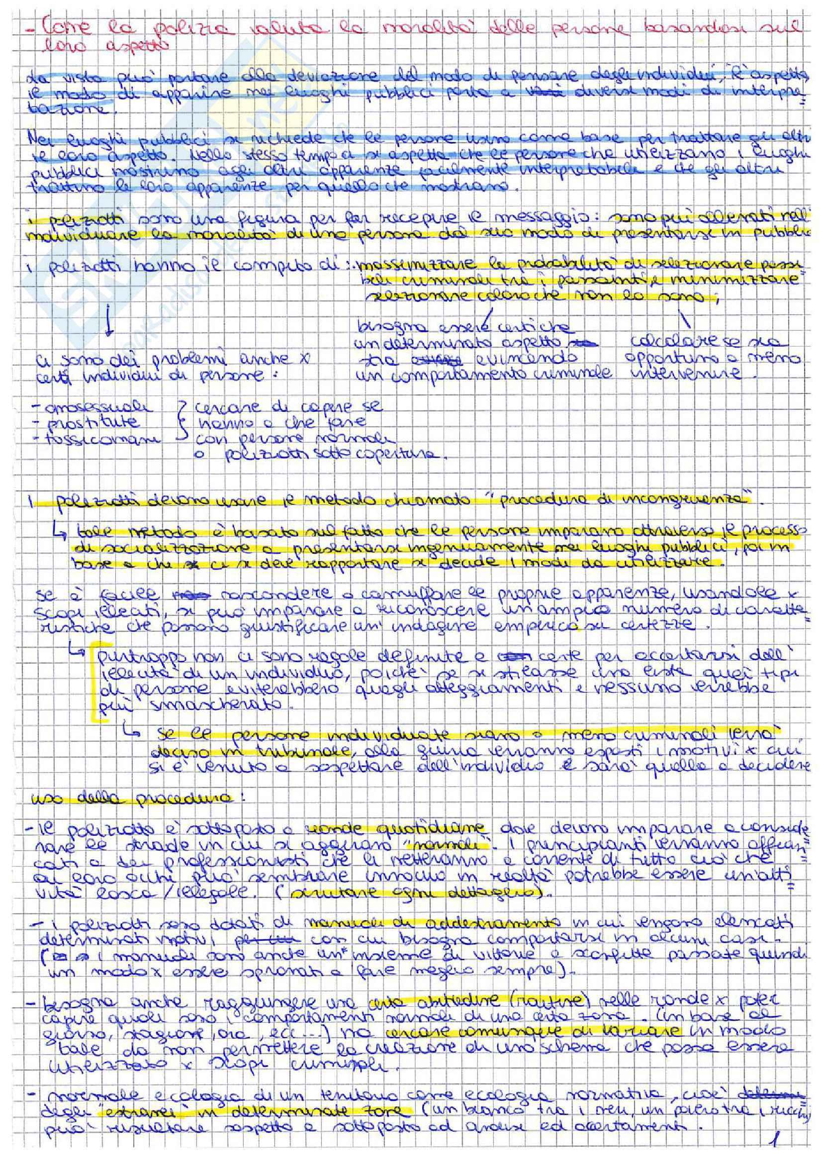 Riassunto esame Sociologia della comunicazione, prof. A. Tota, libro consigliato Sociologia della comunicazione, autore Paccagnella