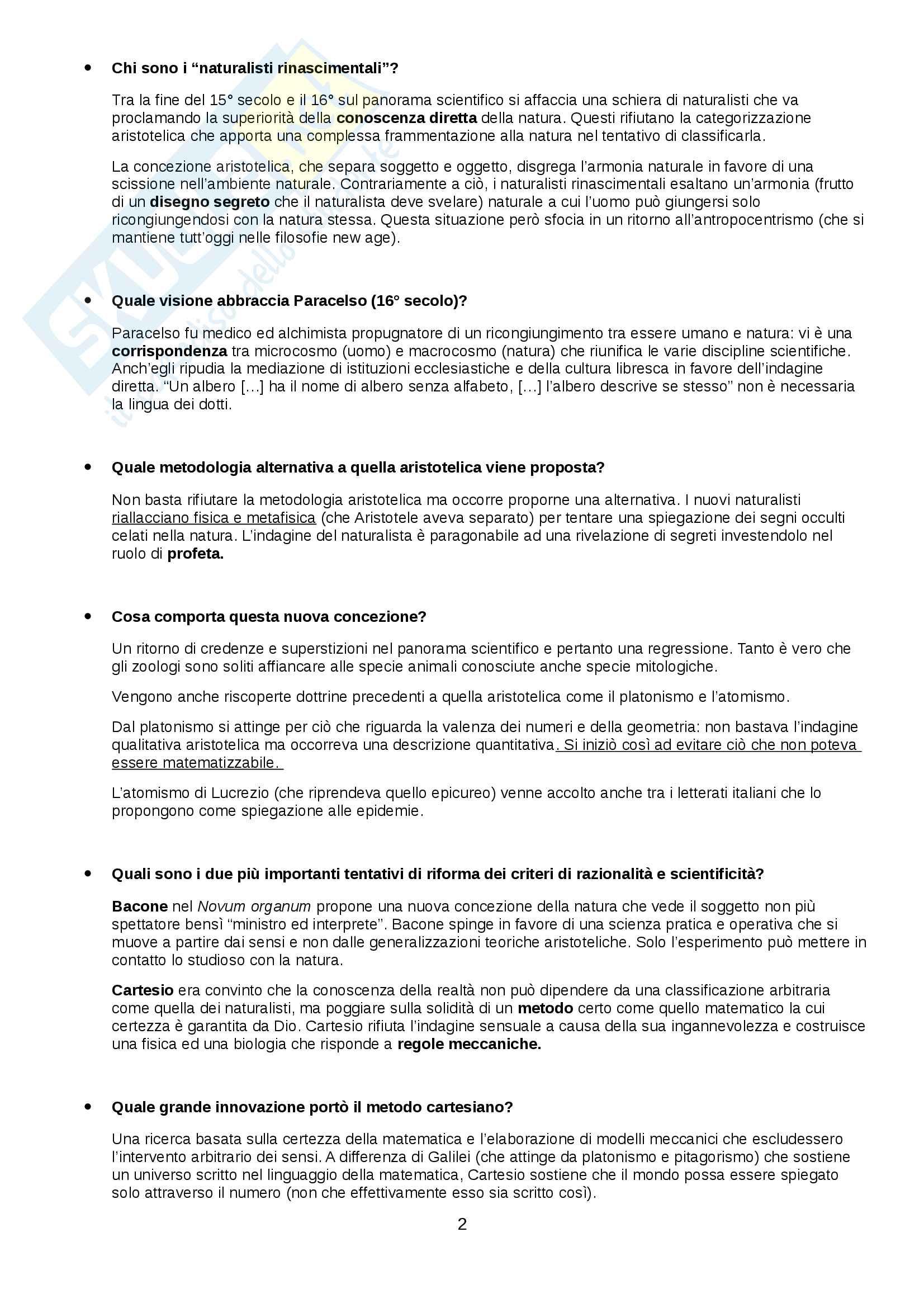 Storia della scienza - Marco Beretta Pag. 2