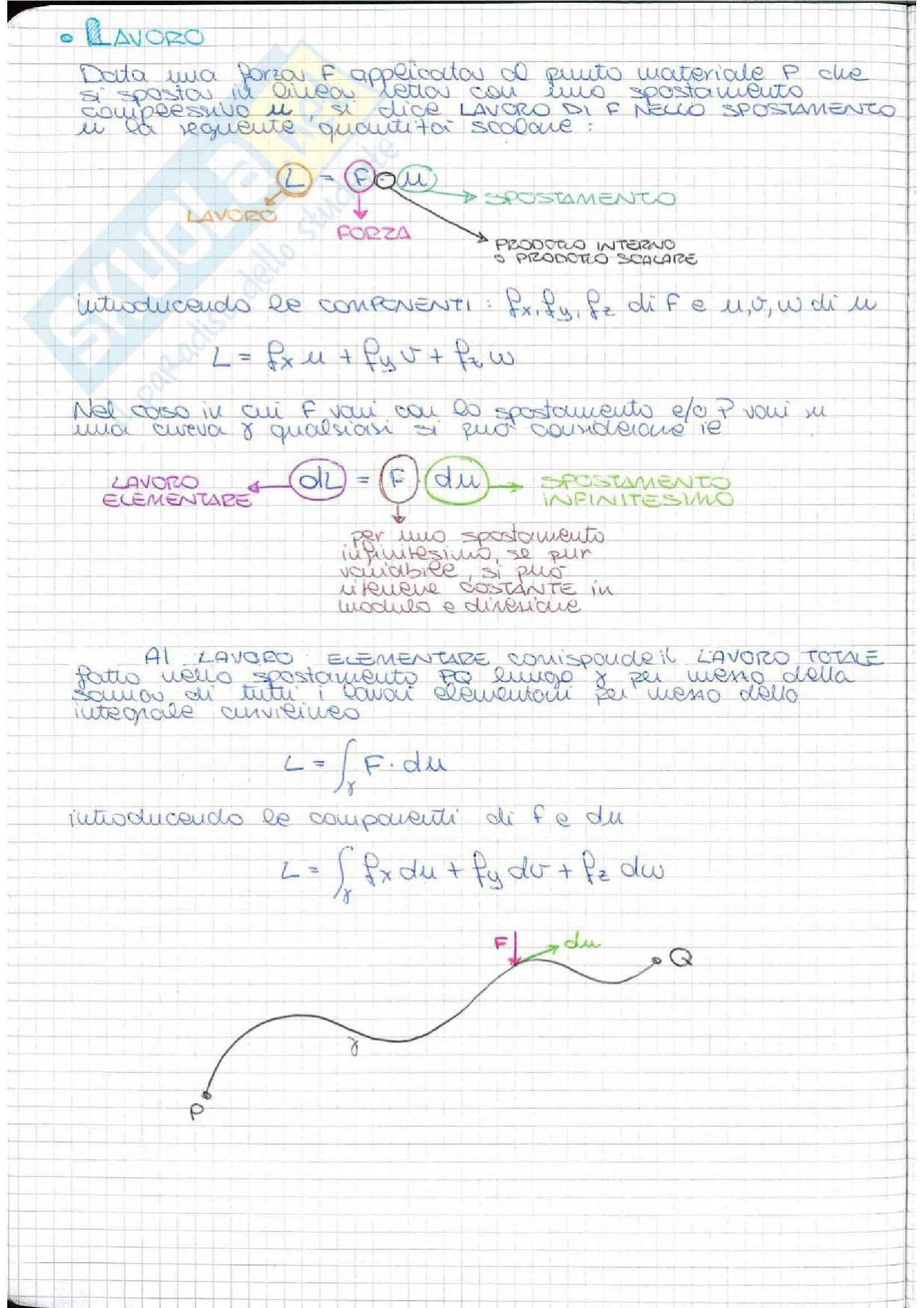 Riassunto esame Statica, prof De Angelis, prof. De Angelis, libro consigliato Statica piana dei corpi rigidi, Capecchi Pag. 2