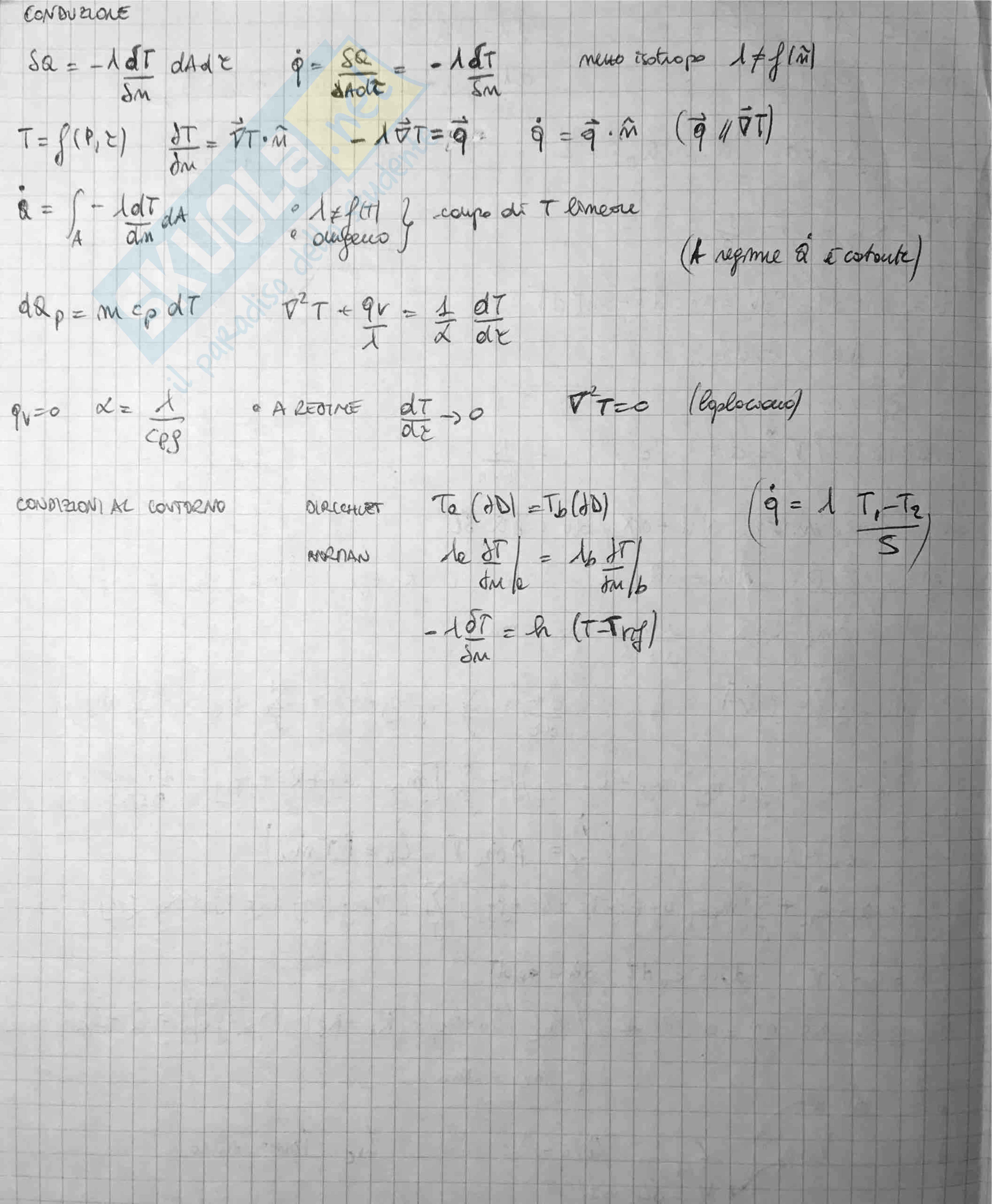Formulario di Fisica Tecnica, voto conseguito 28 Pag. 2