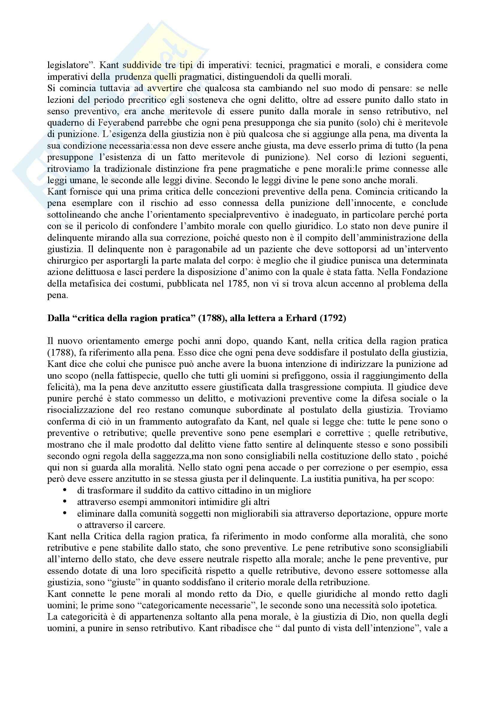 Filosofia del diritto - Kant Pag. 2