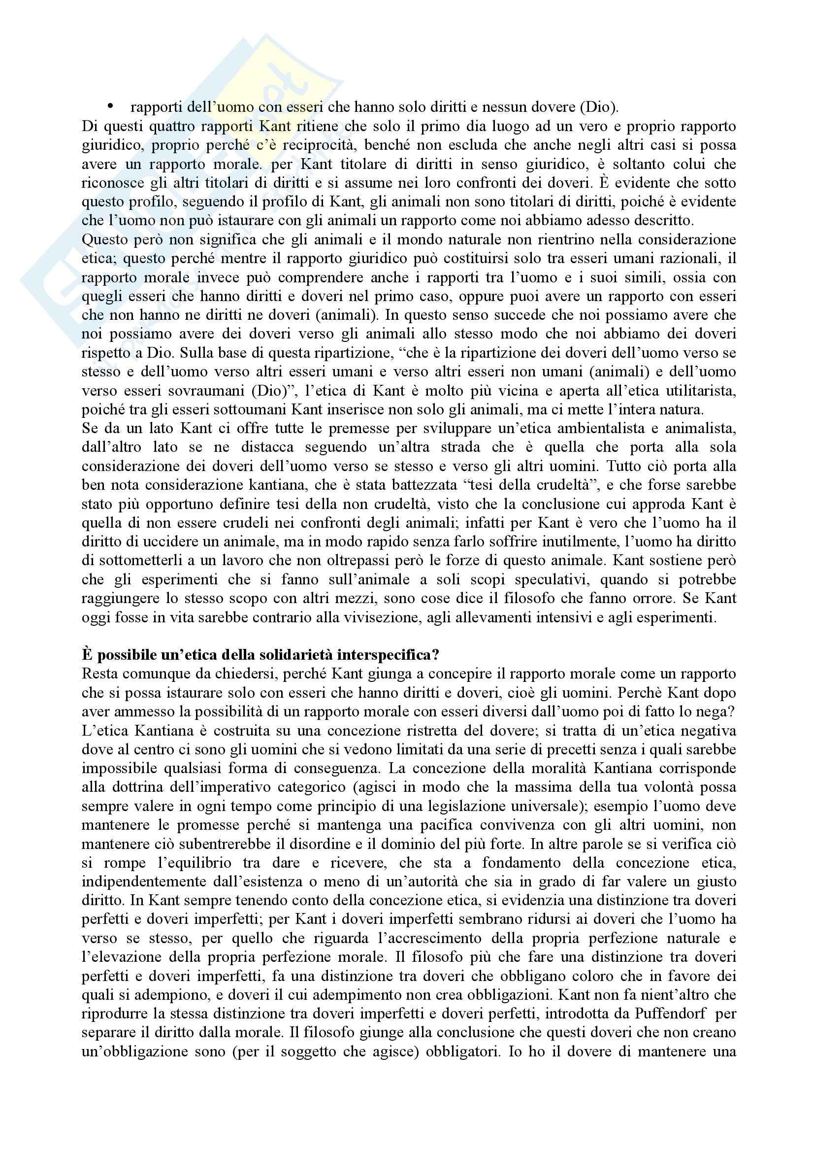 Filosofia del diritto - Kant Pag. 6