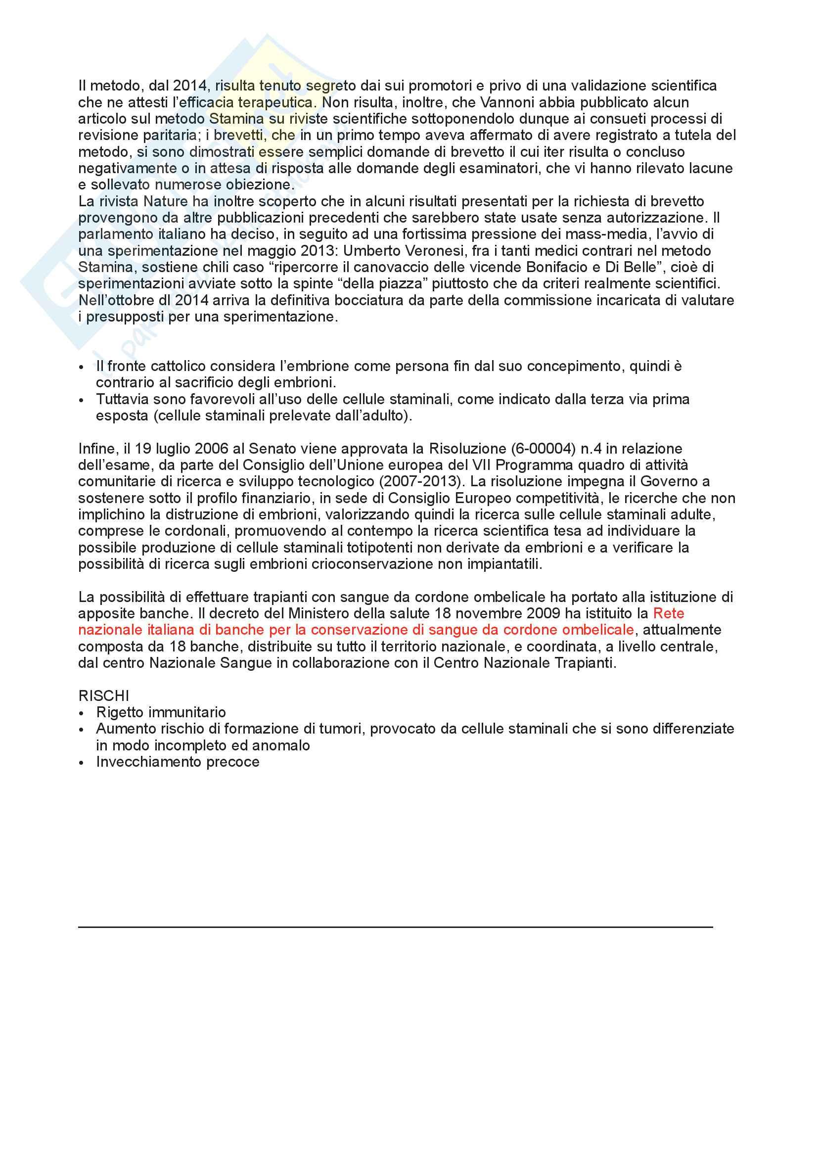 patologia generale e terminologia medica Pag. 136