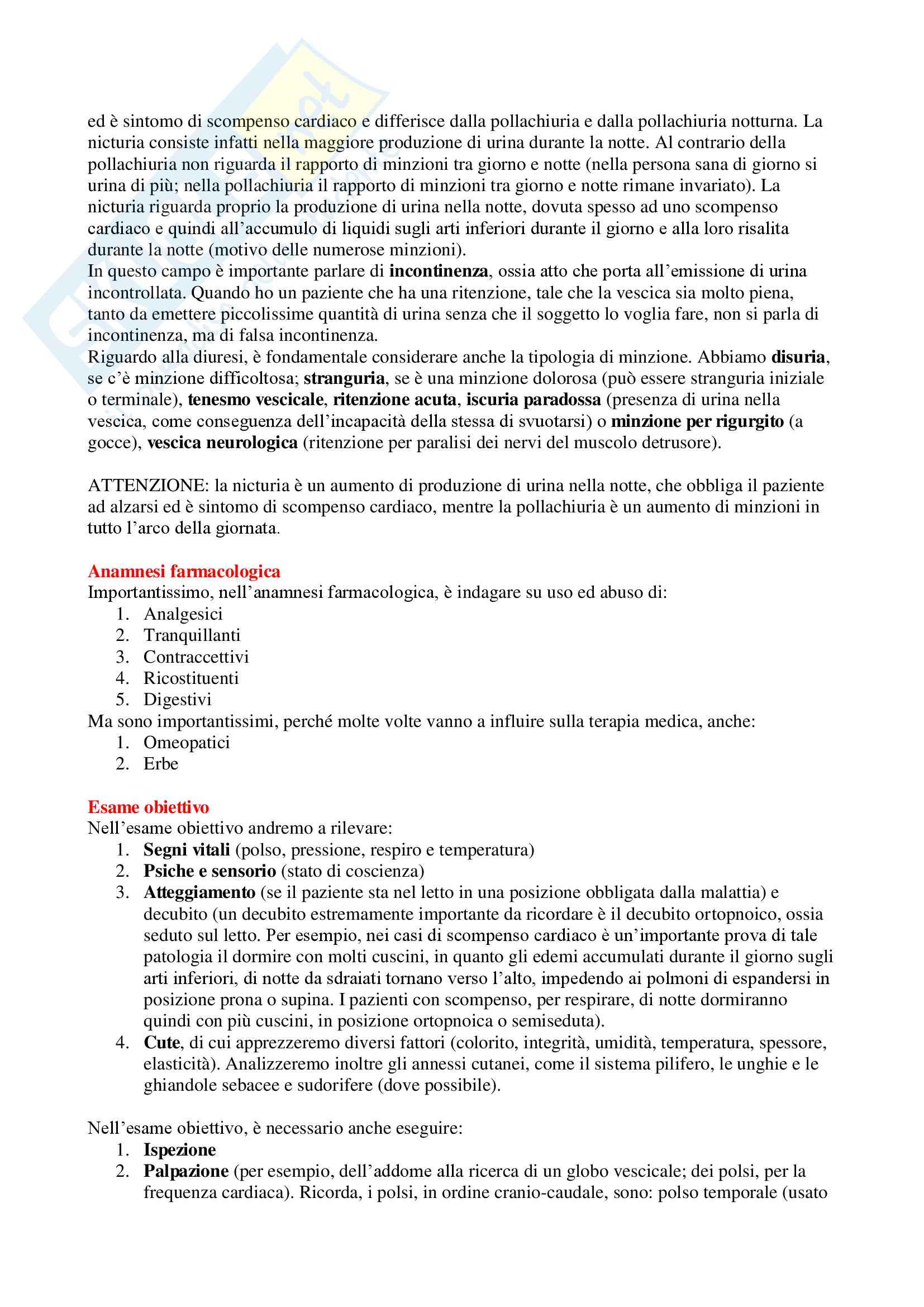 Medicina Interna (Patologie Apparato Cardiovascolare e Respiratorio) - Appunti Completi Pag. 2