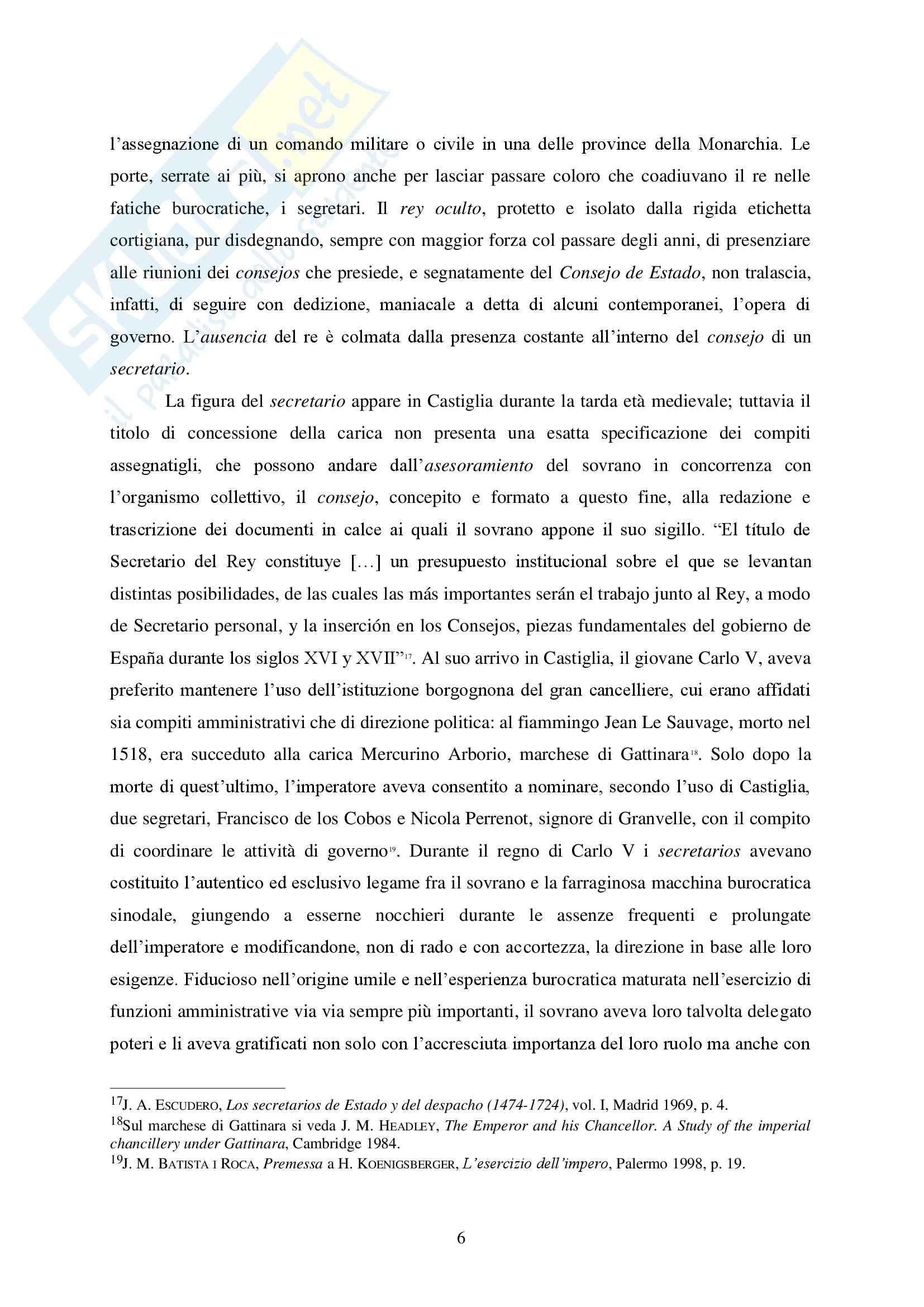 Storia delle Istituzioni politiche  e sociali - il trono di Napoli Pag. 6