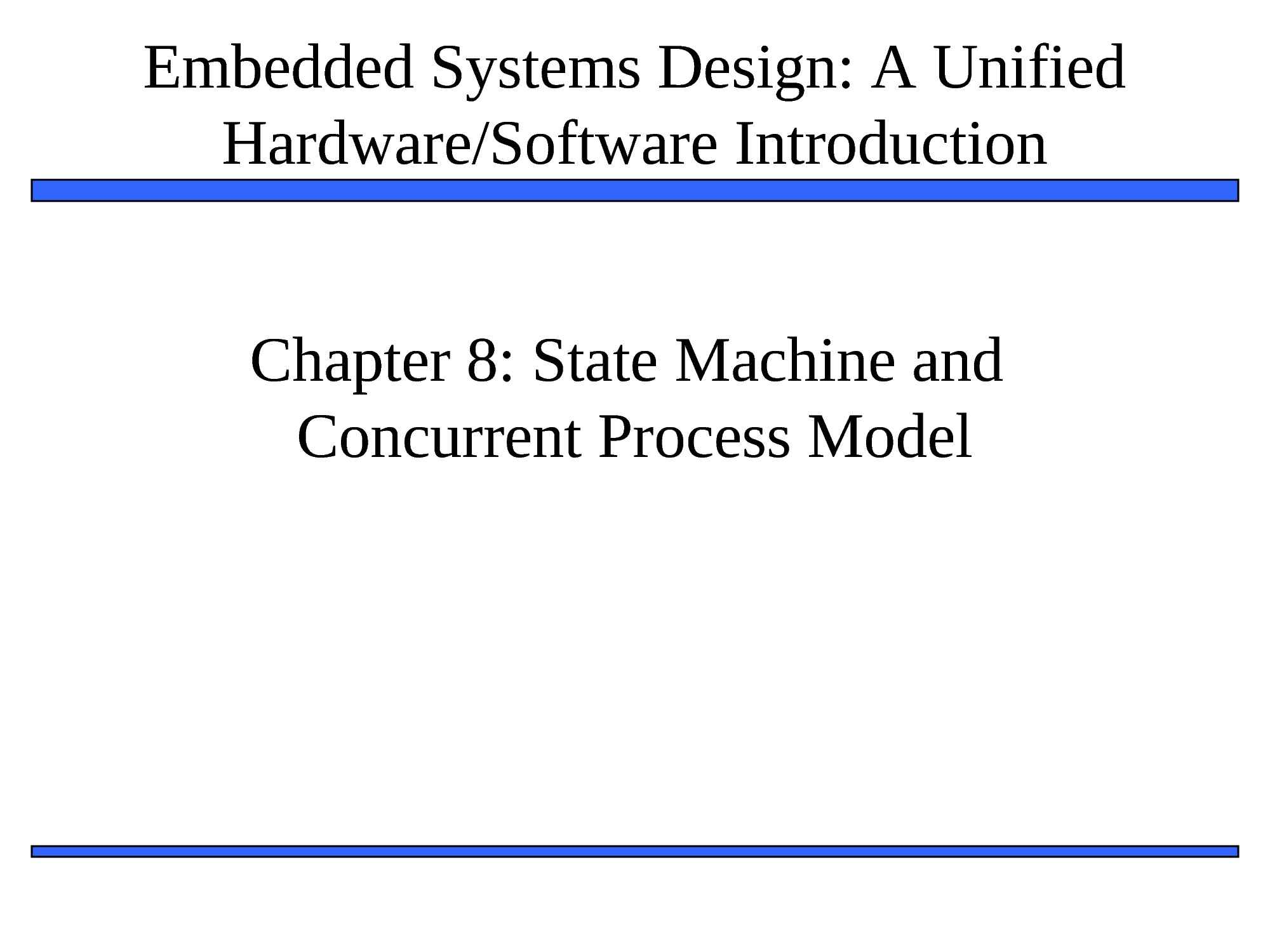 State Machines Pag. 1