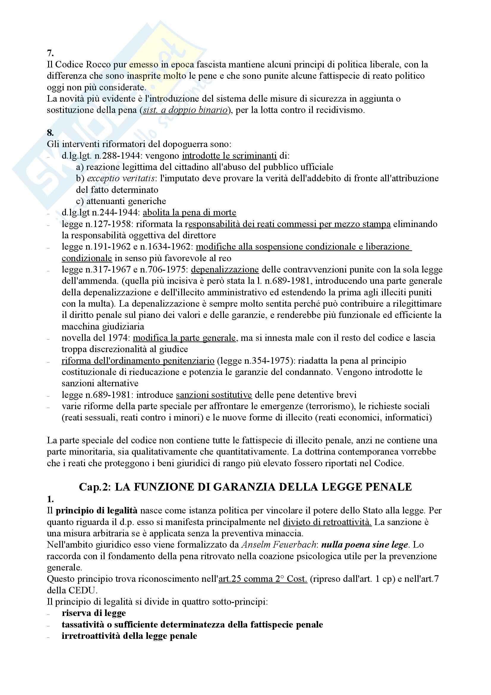 Diritto penale Pag. 6