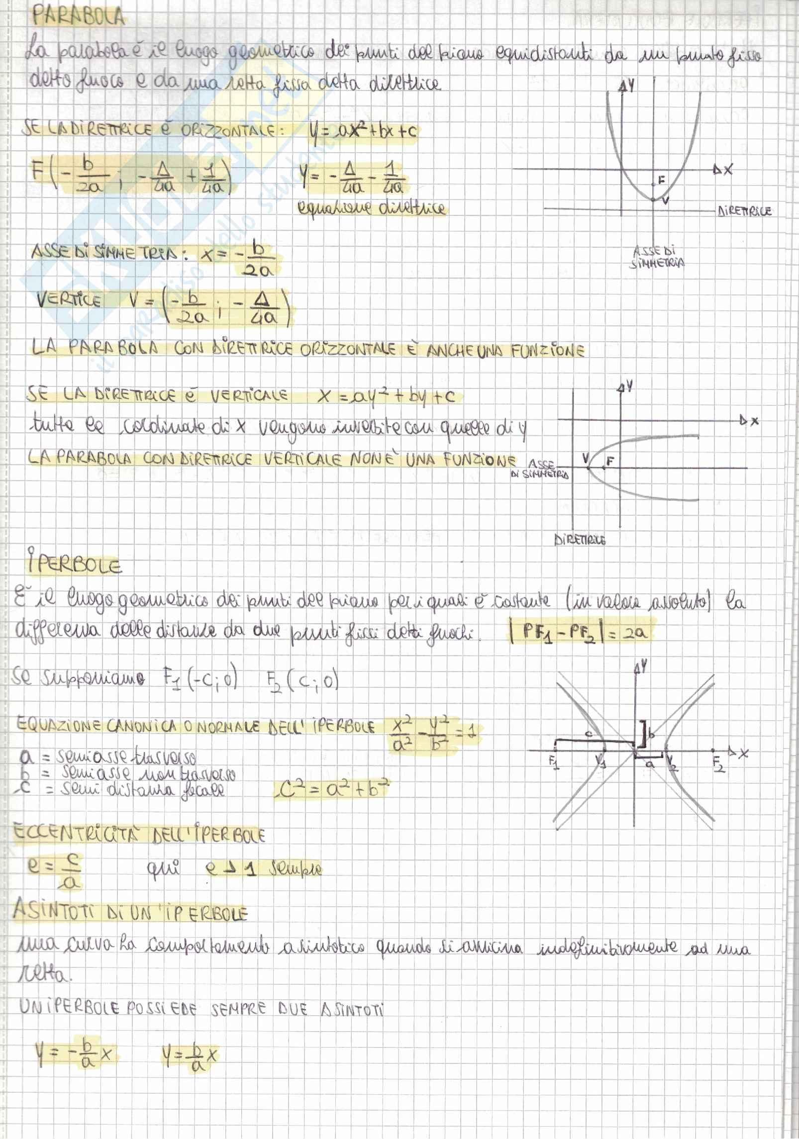 Tutti i quesiti di Matematica Alpha Test con soluzioni e riassunti per l'accesso alle Professioni sanitarie e Medicina Pag. 21