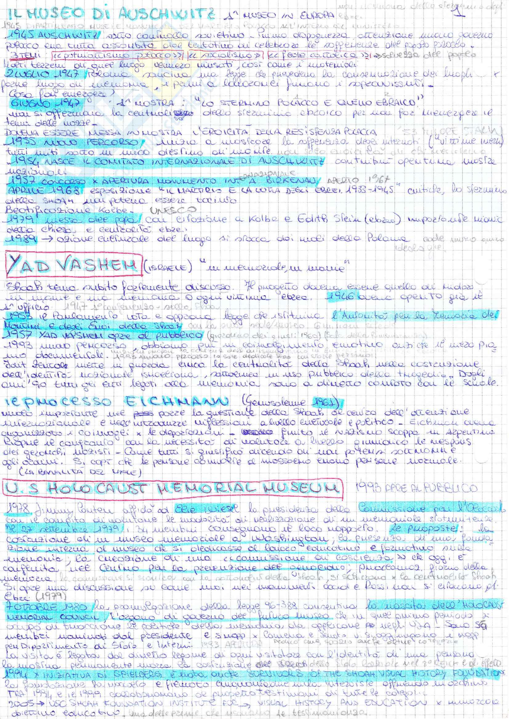 Storia dei processi comunicativi e formativi