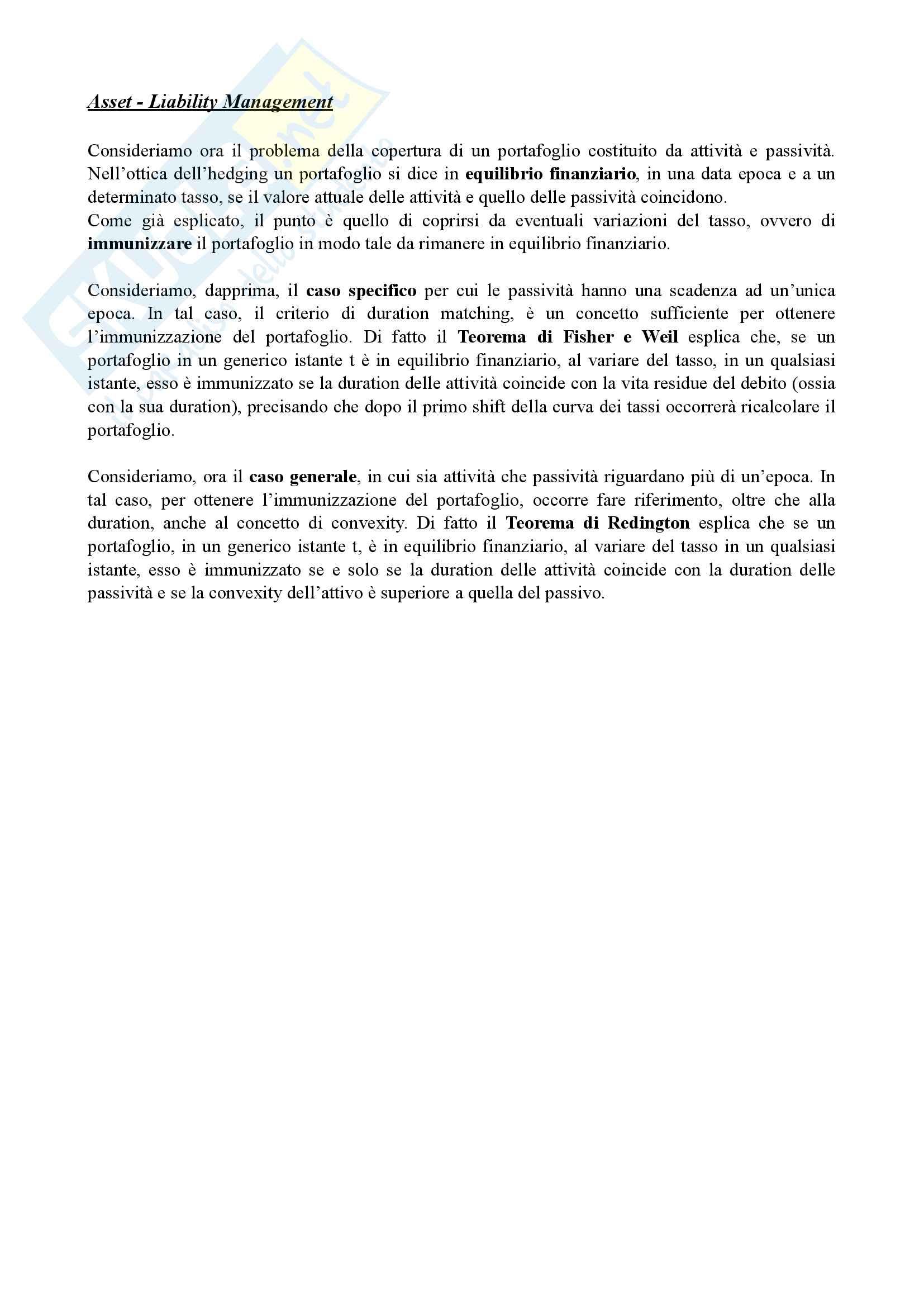 Matematica finanziaria, secondo parziale Pag. 16
