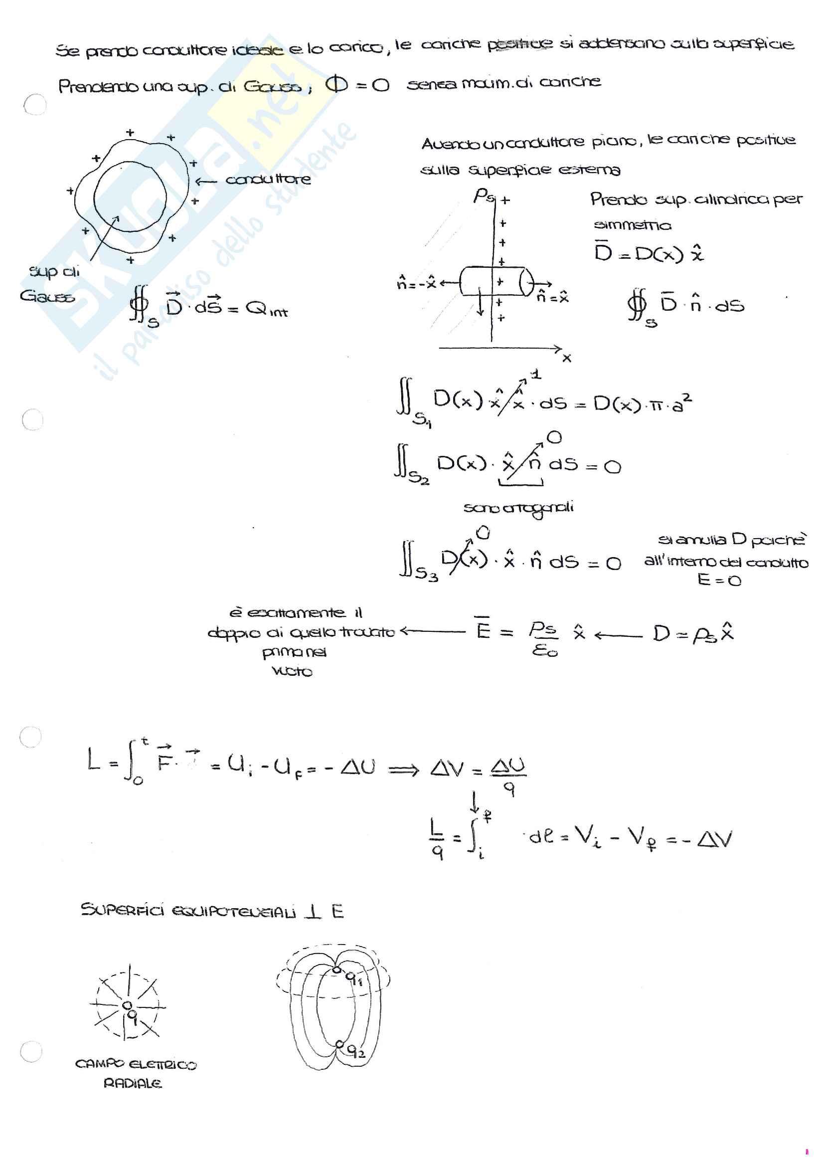 Appunti elettromagnetismo Pag. 11