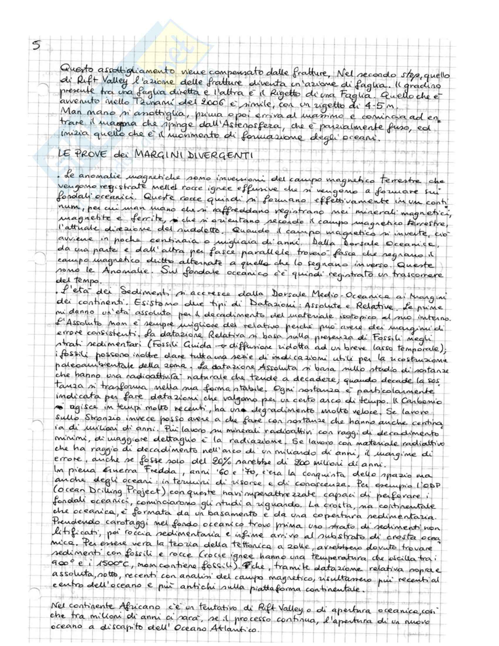 Geologia Ambientale - Appunti Pag. 6
