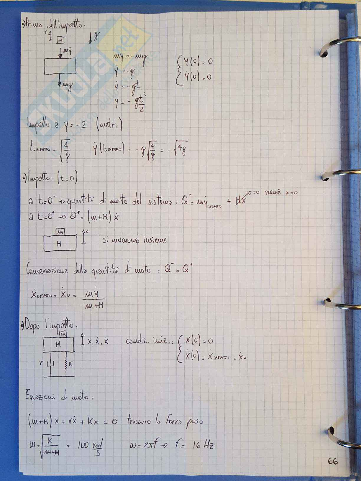 Appunti di Meccanica applicata alle macchine - Lezione Pag. 66