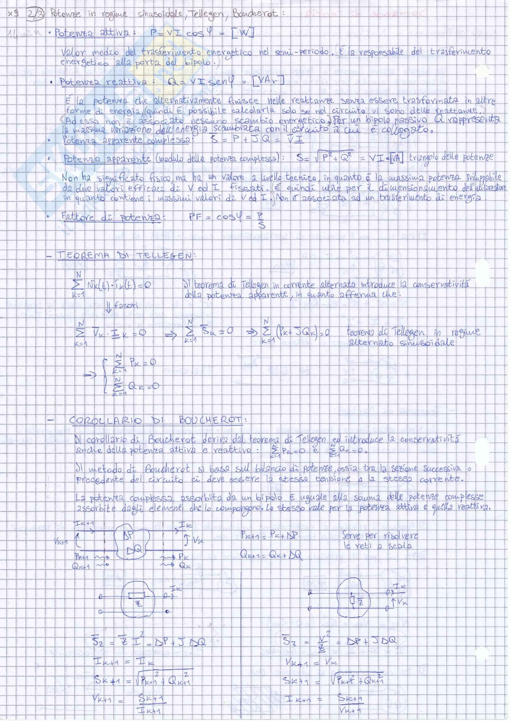 Domande Elettrotecnica Pag. 2