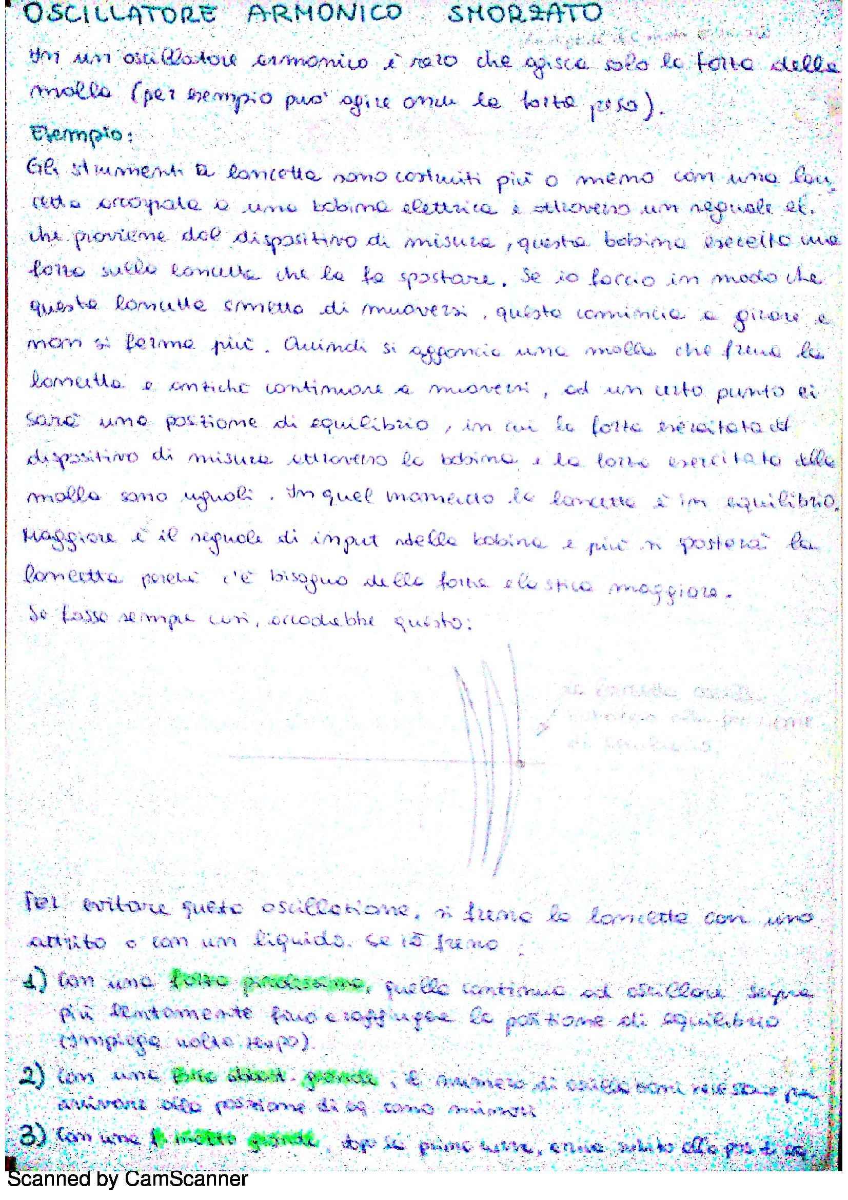 Fisica I - dinamica del punto: leggi di Newton Pag. 11