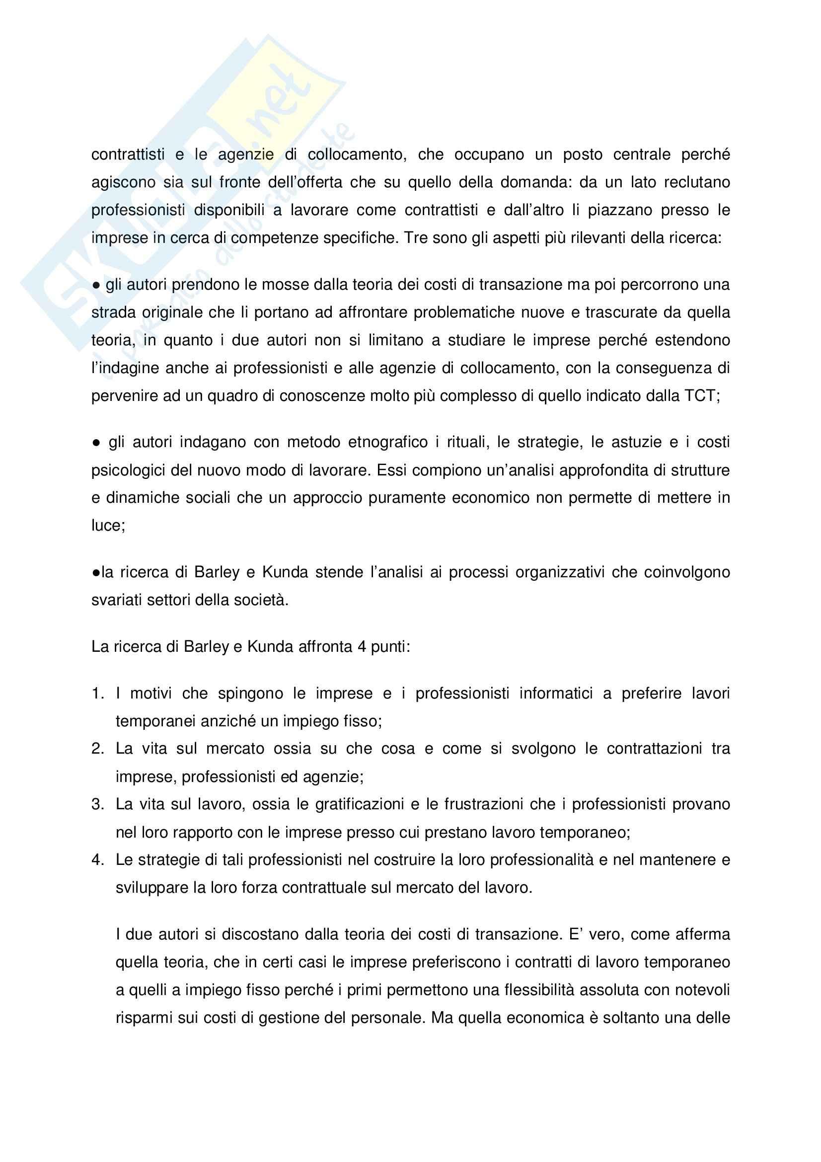Come studiare le organizzazioni Pag. 71