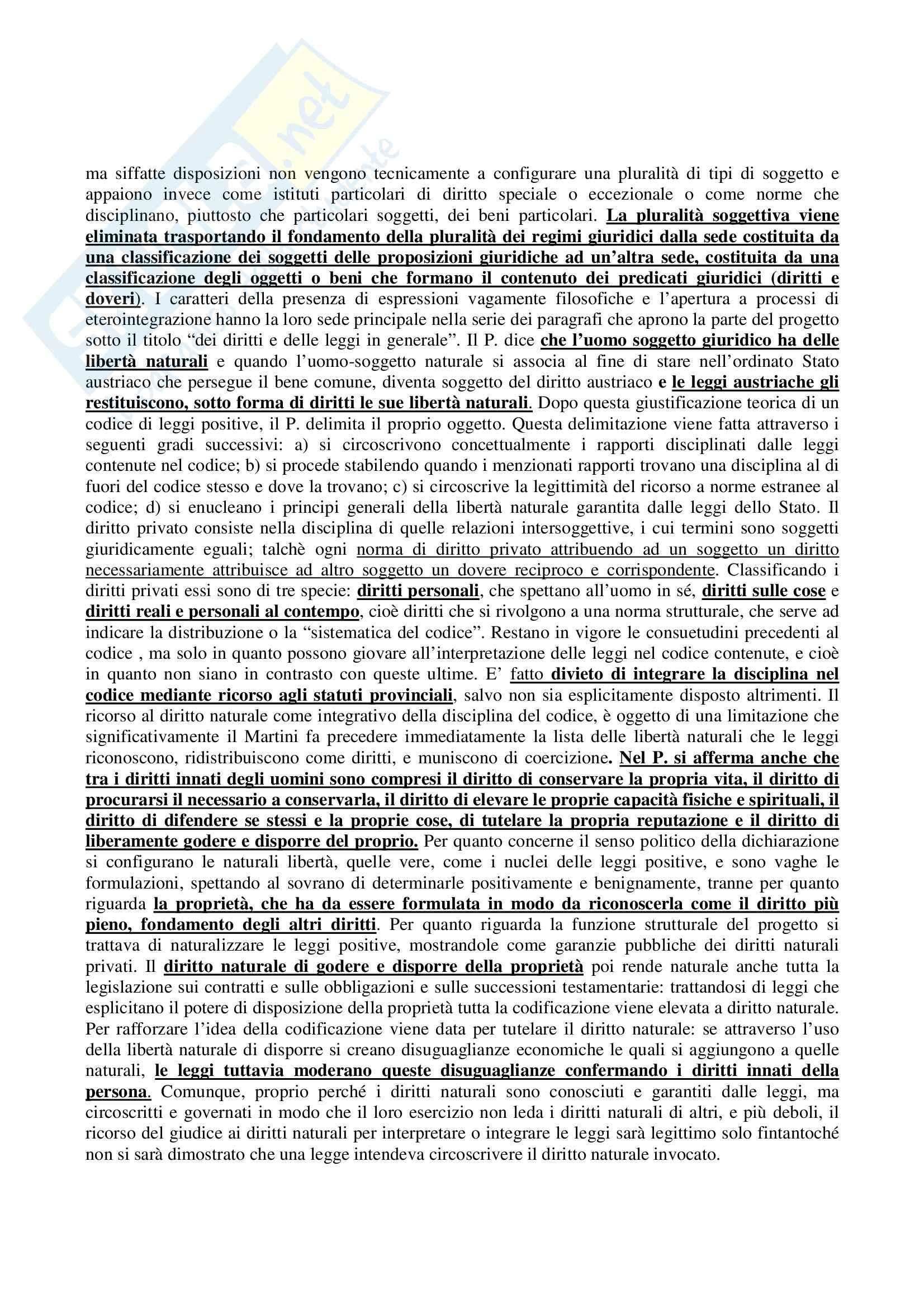 Riassunto esame Storia delle Istituzioni Politiche, prof. Bobbi, libro consigliato Storia della Cultura Giuridica Moderna, Tarello Pag. 26