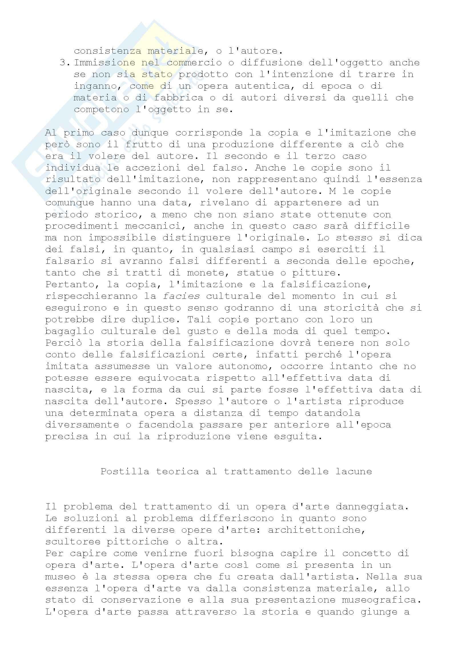 Metodologie della ricerca archeologica - Appunti Pag. 11