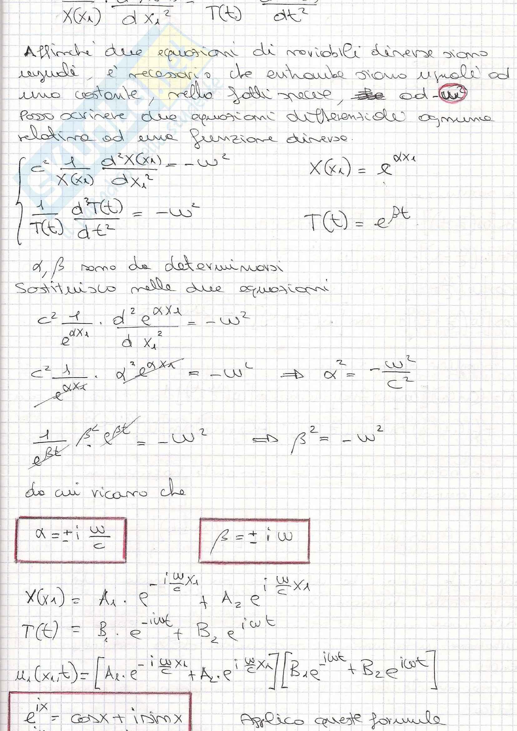 Fisica Terrestre e laboratorio - Appunti seconda parte
