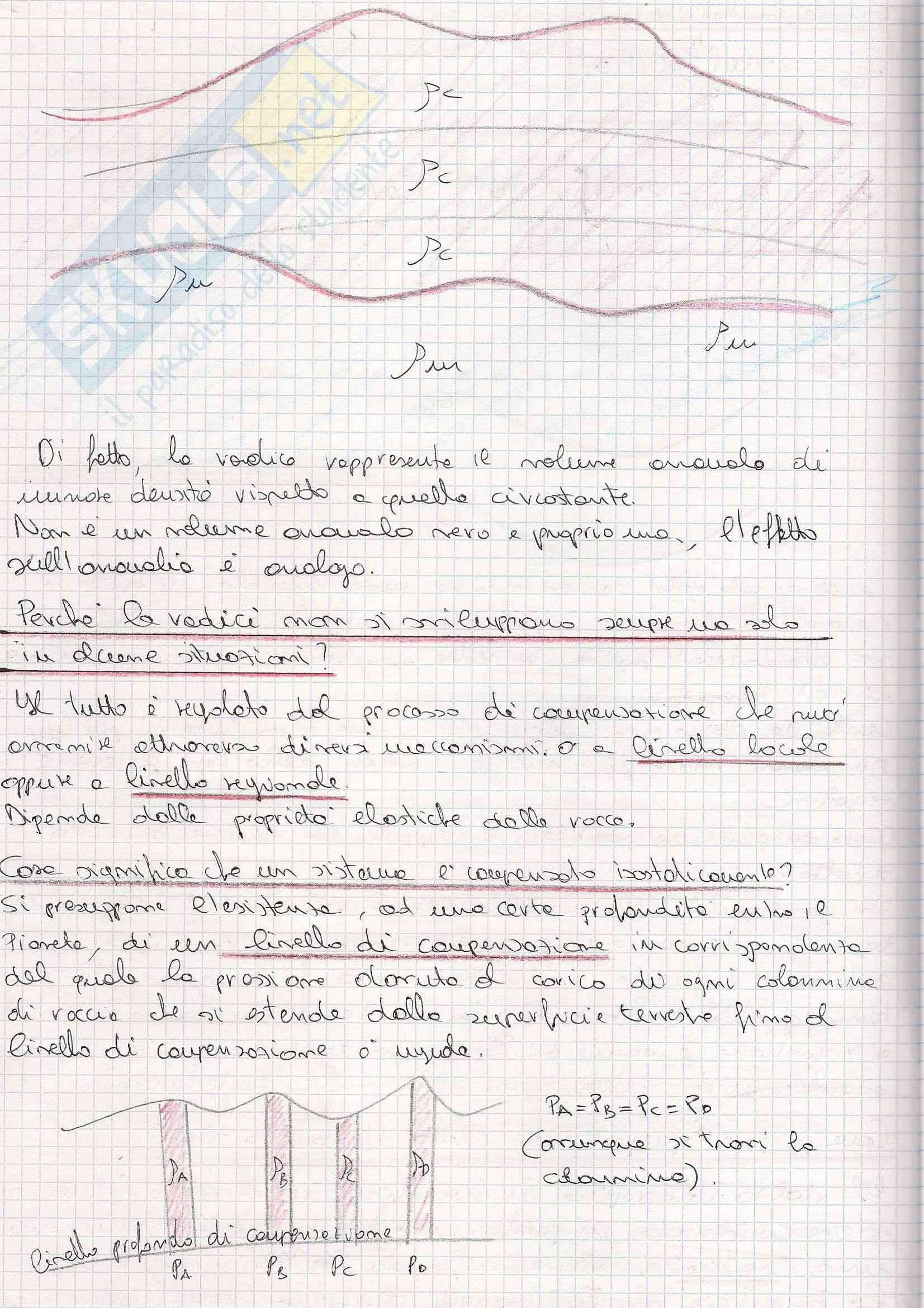 Fisica Terrestre e laboratorio - Appunti seconda parte Pag. 6