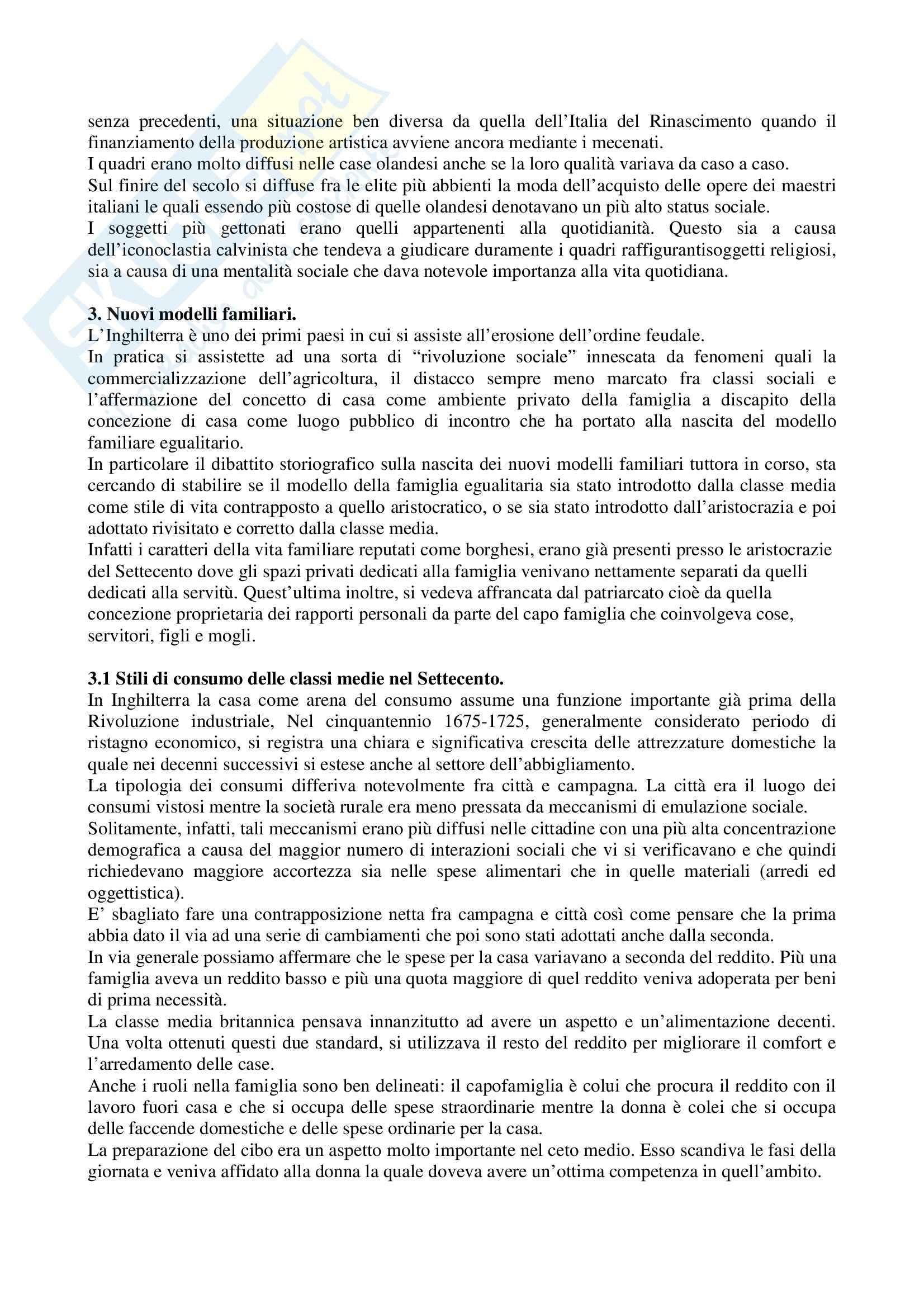 Riassunto esame Storia dell'Industria e dell'Impresa, prof. Rosolino, libro consigliato Culture del Consumo di Capuzzo Pag. 21