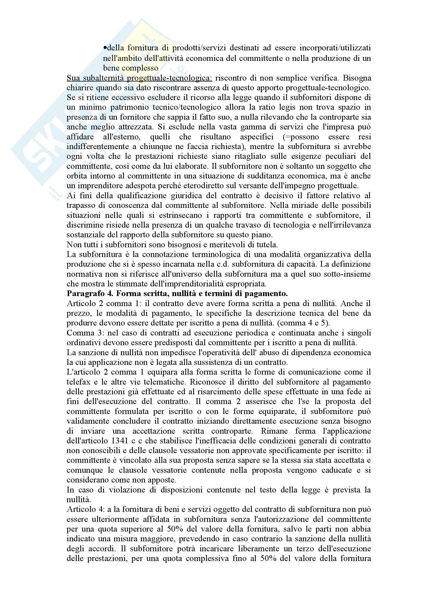 Riassunto esame Diritto privato, prof. Mazzamuto, libro consigliato Manuale di diritto privato europeo Pag. 2