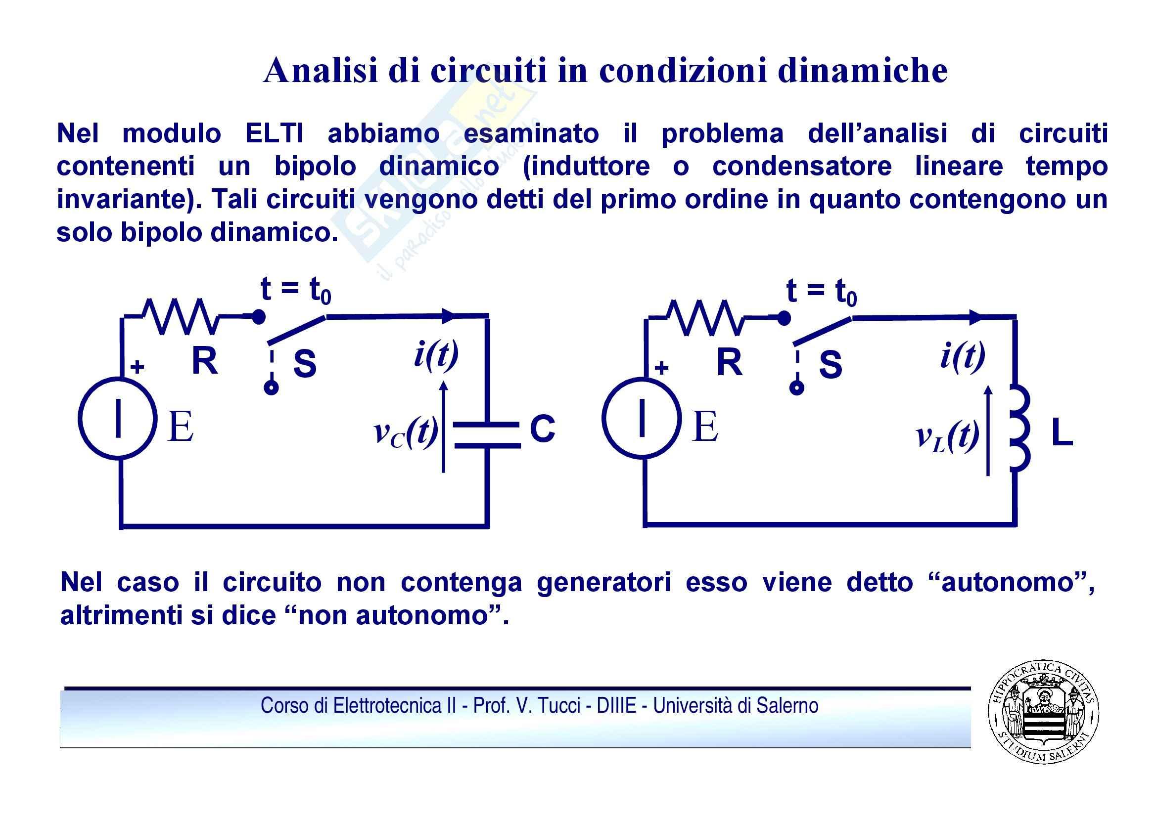 Circuiti dinamici