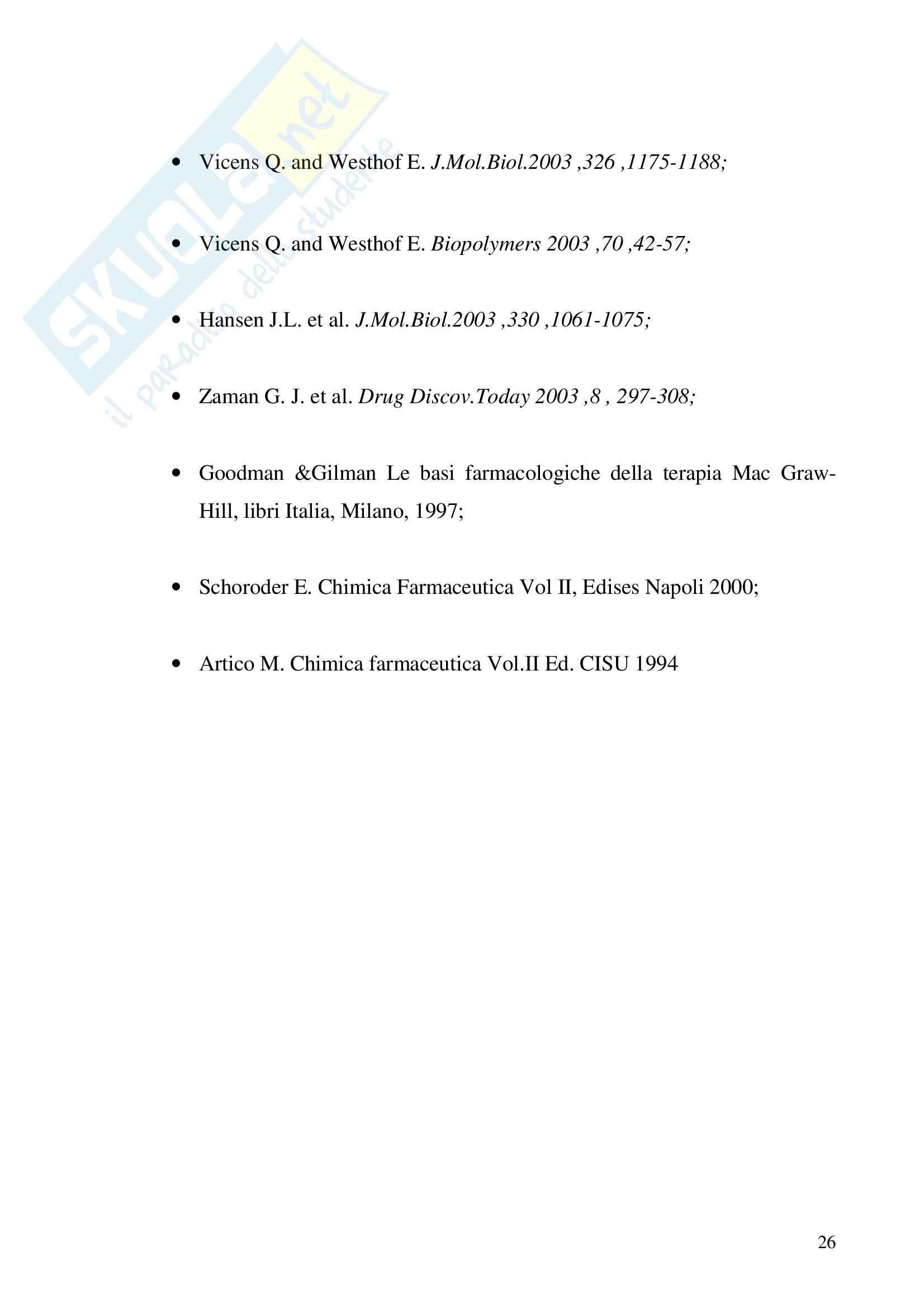 Farmacologia generale - aminoglicosidi Pag. 26