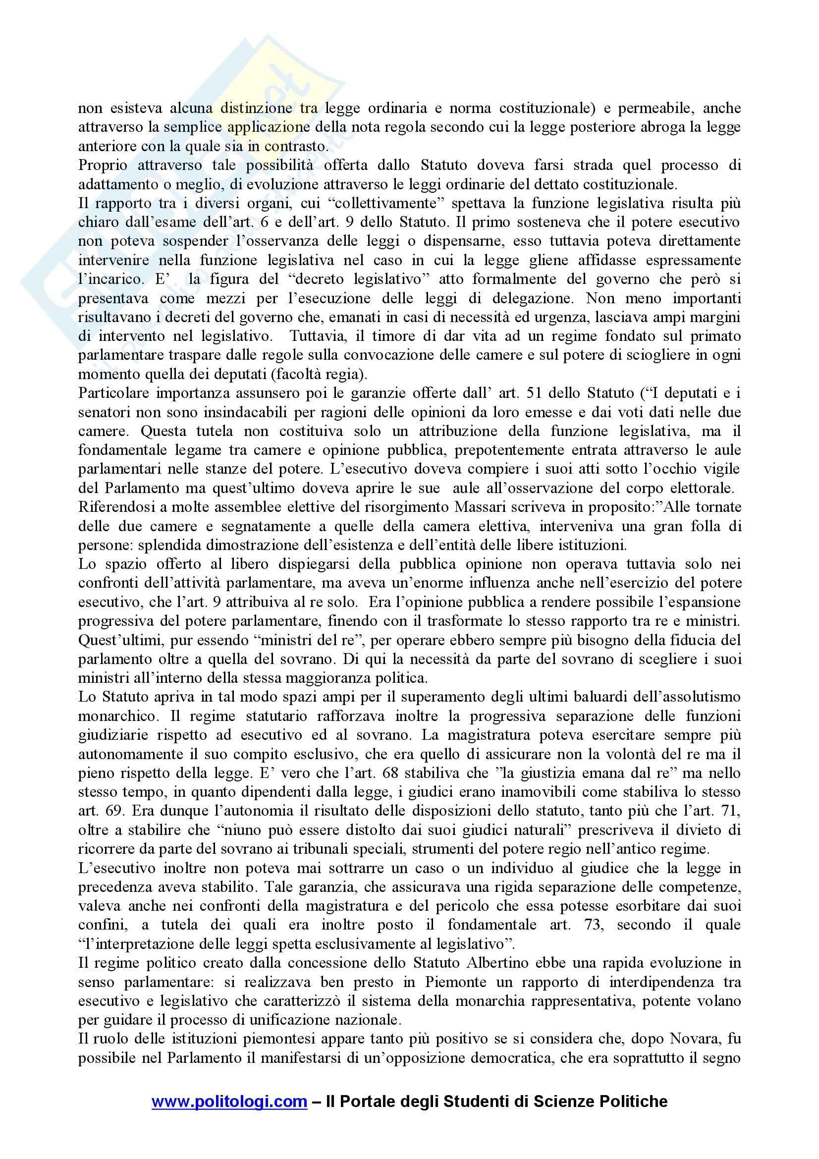 Storia contemporanea Pag. 36