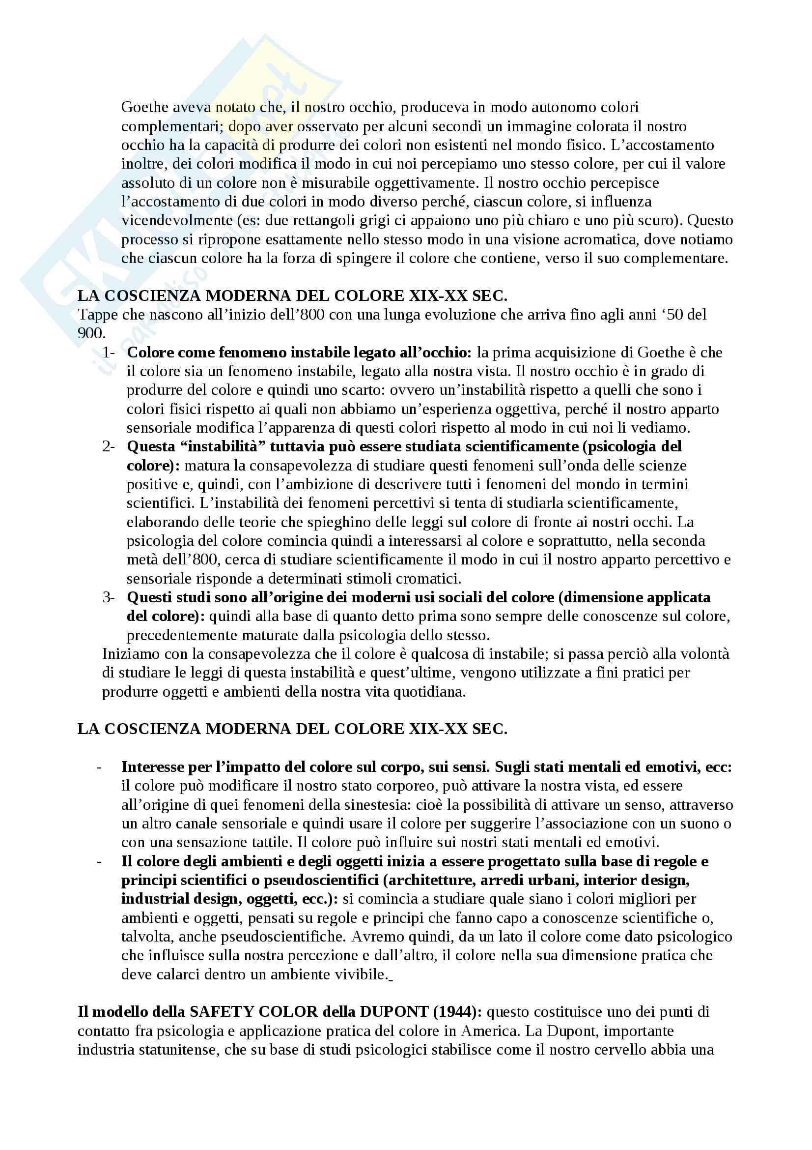 Appunti di Forme del cinema moderno e contemporaneo primo e secondo modulo Pag. 36