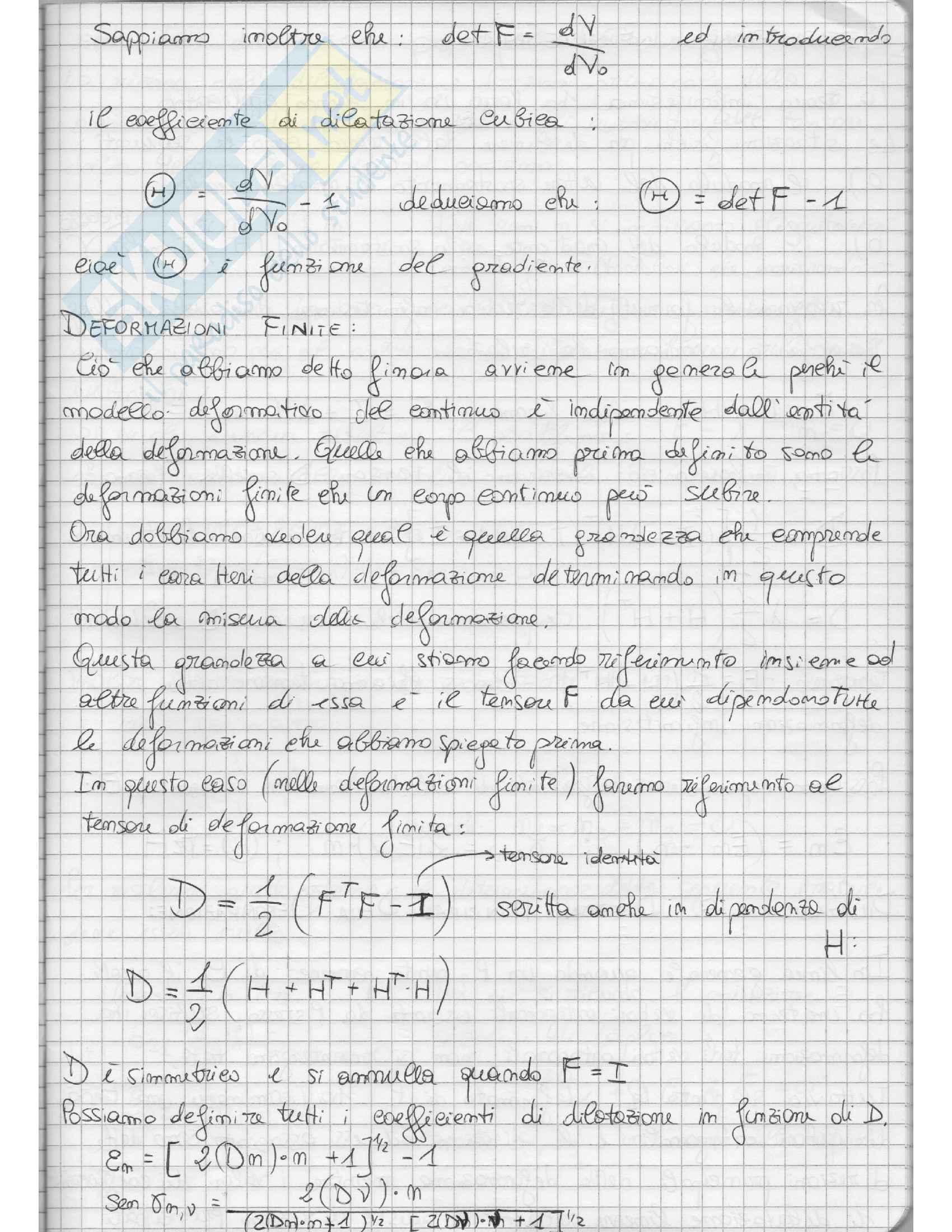 Teoria per esame orale di scienza delle costruzioni Pag. 11