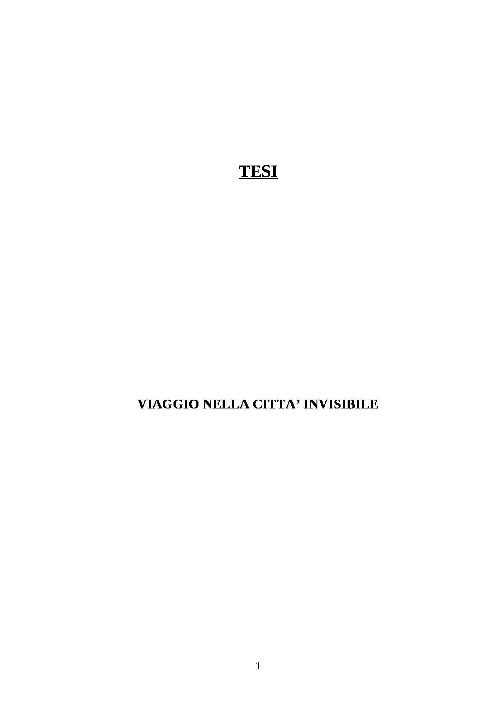 tesi A. Curatola Didattica e pedagogia speciale