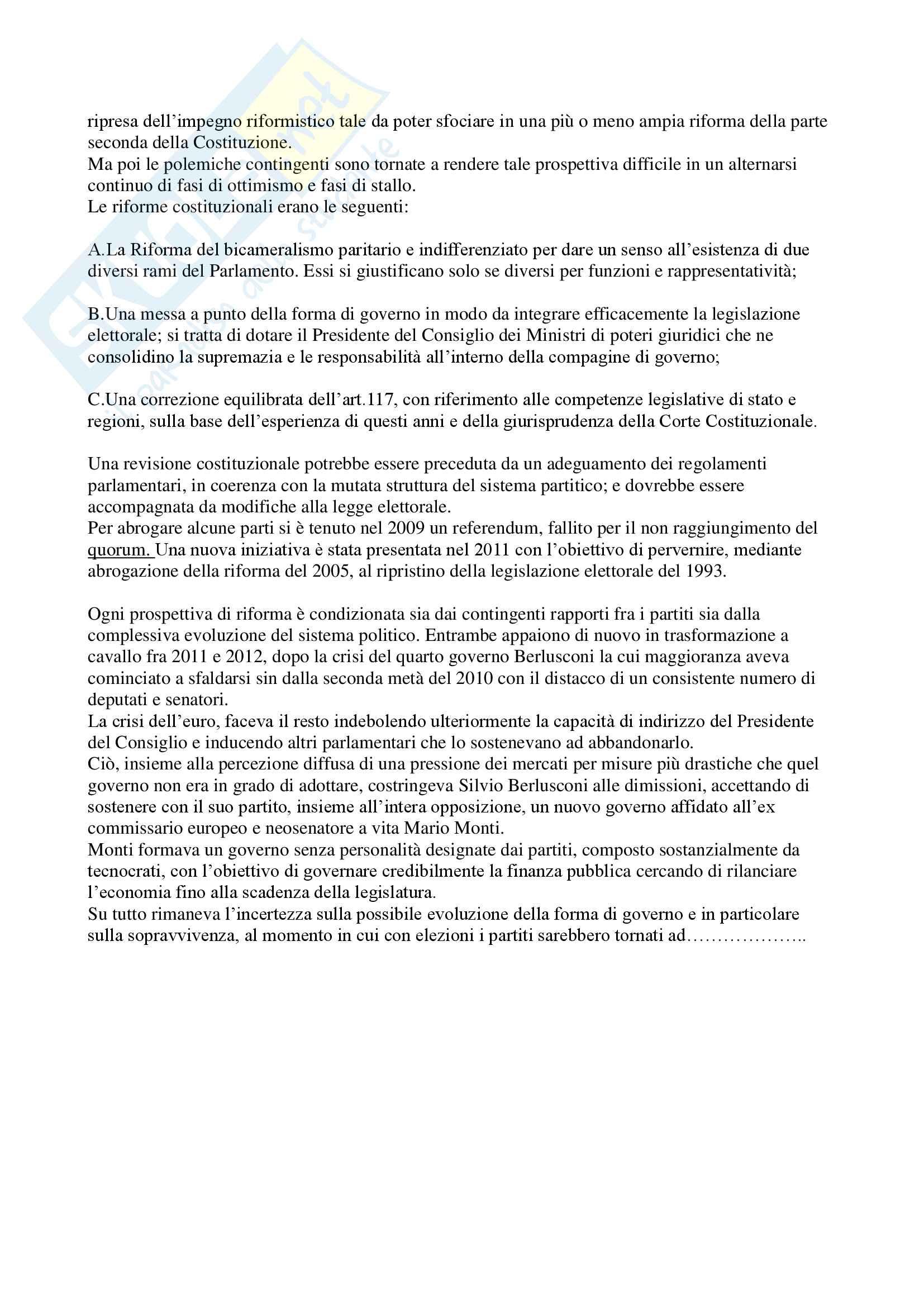 Diritto pubblico Pag. 116